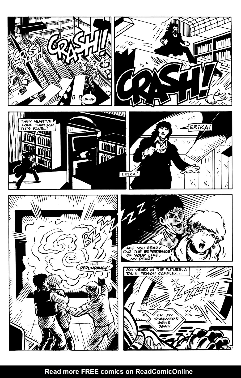 Eagle issue 14 - Page 23