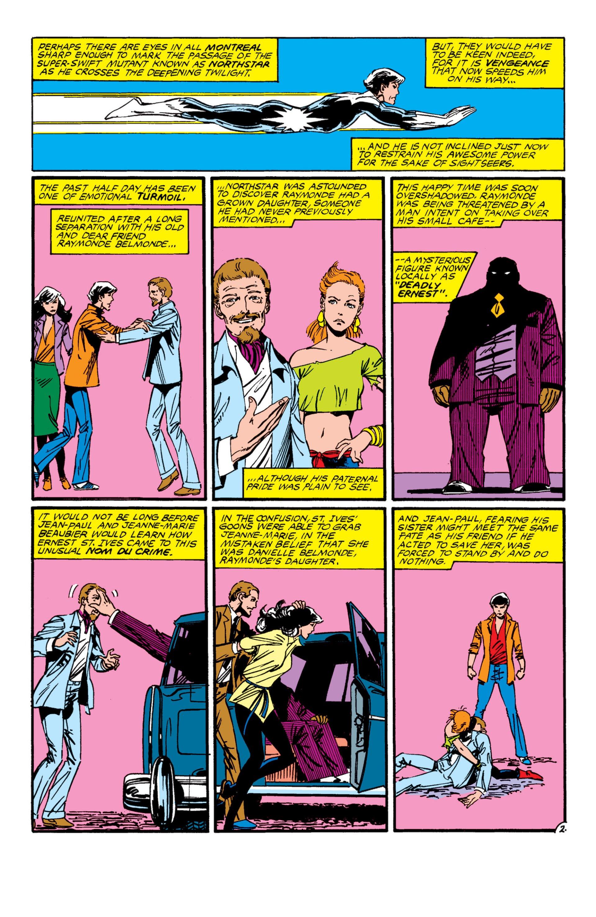 Read online Alpha Flight (1983) comic -  Issue #8 - 3