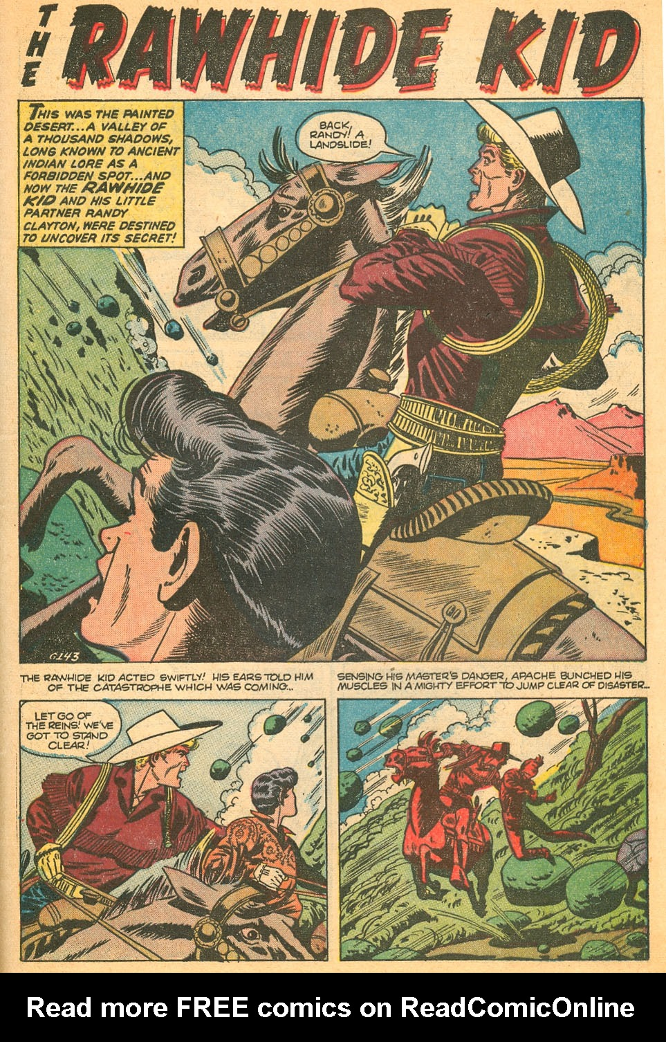 The Rawhide Kid (1955) issue 3 - Page 27