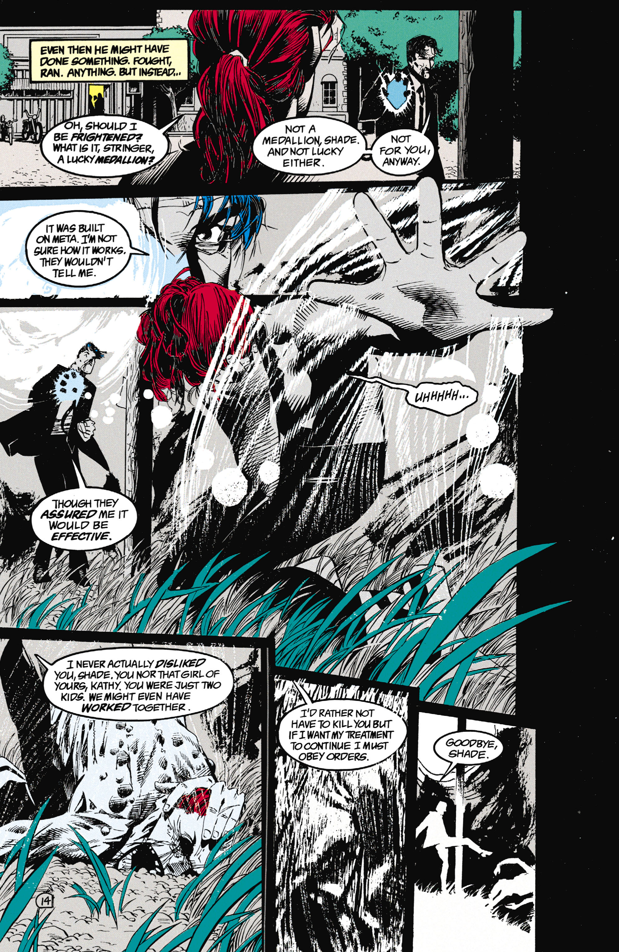 Read online Shade, the Changing Man comic -  Issue #25 - 15