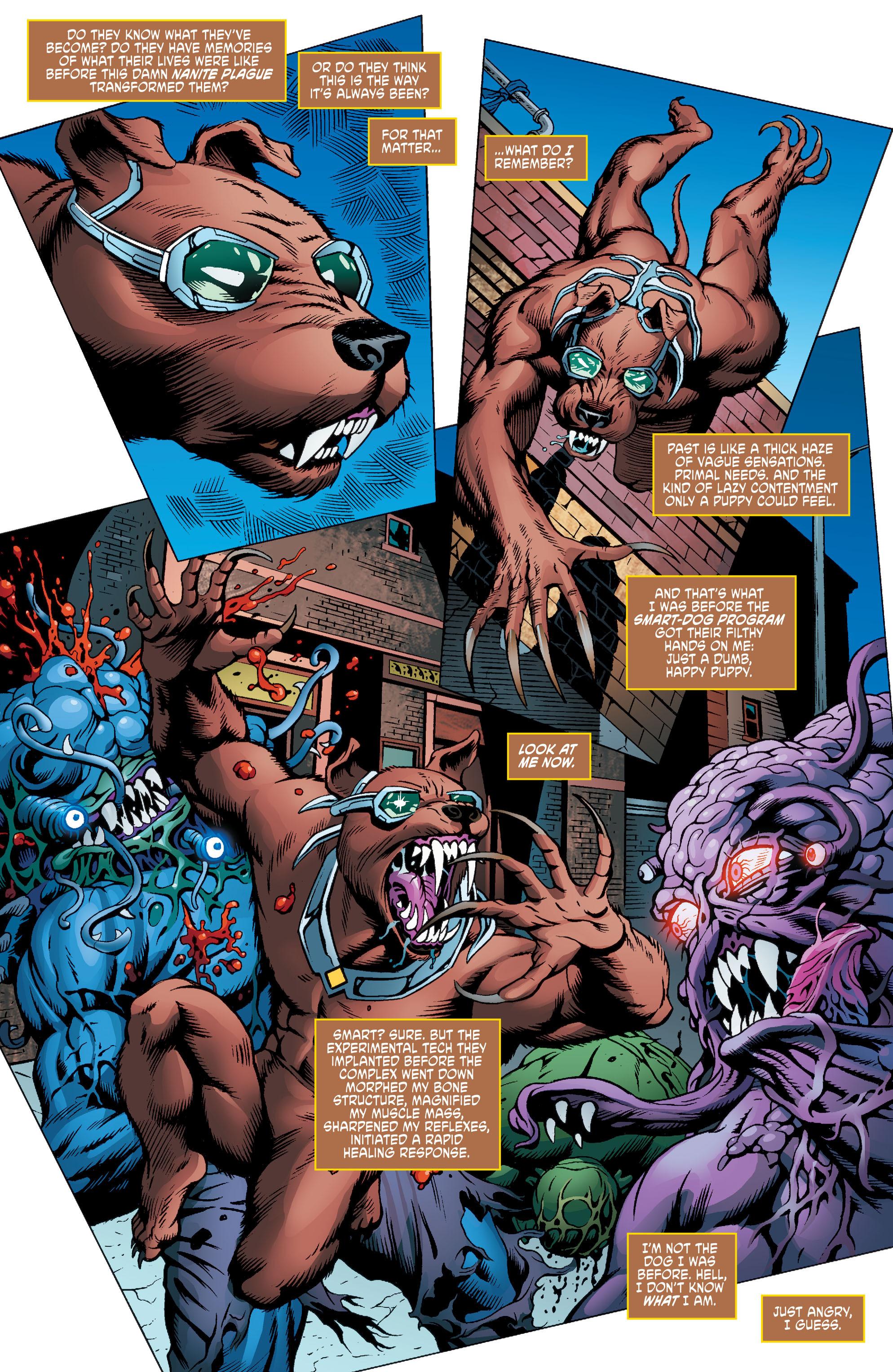 Read online Scooby Apocalypse comic -  Issue #9 - 20