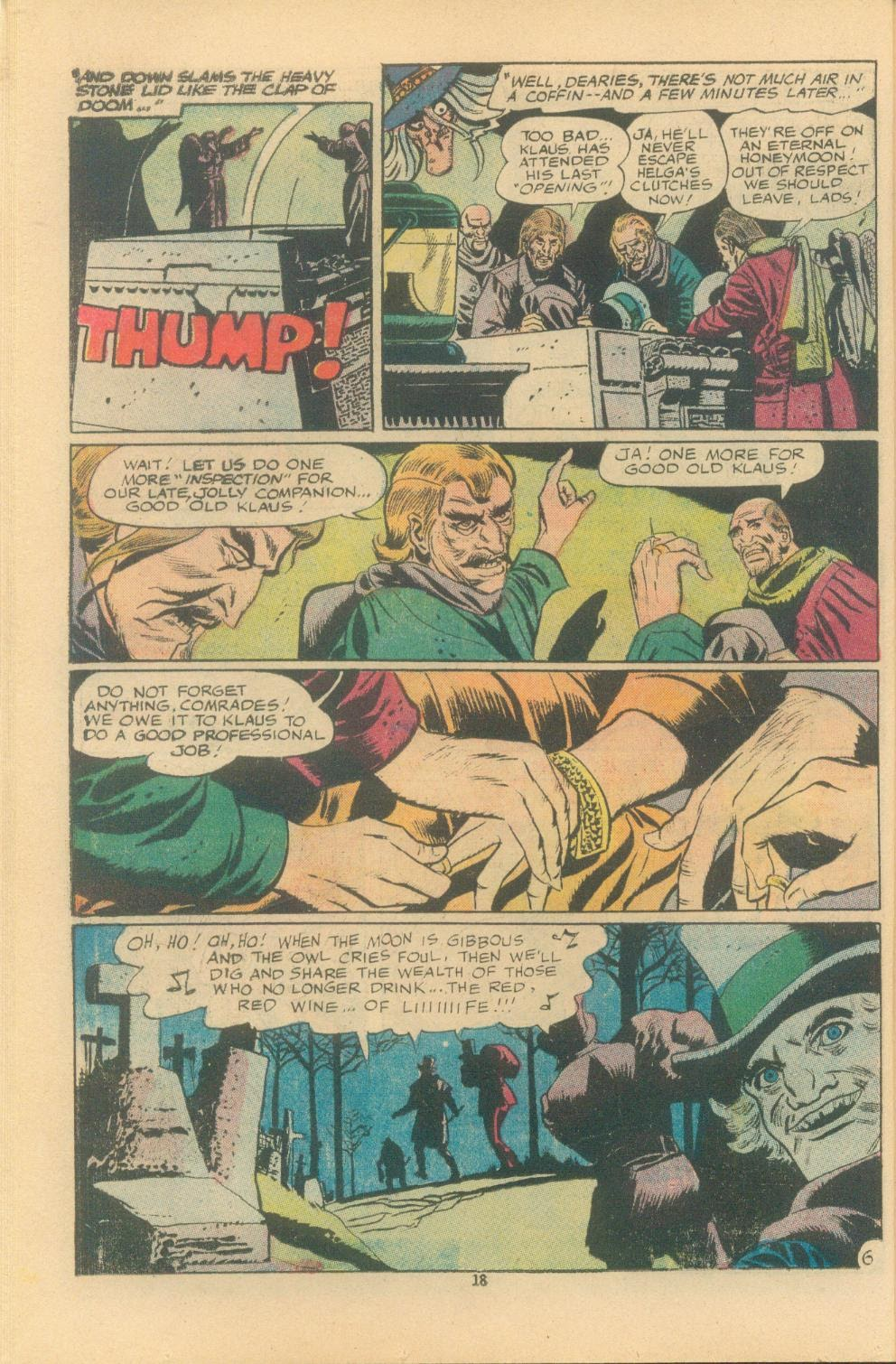 The Witching Hour (1969) issue 38 - Page 20