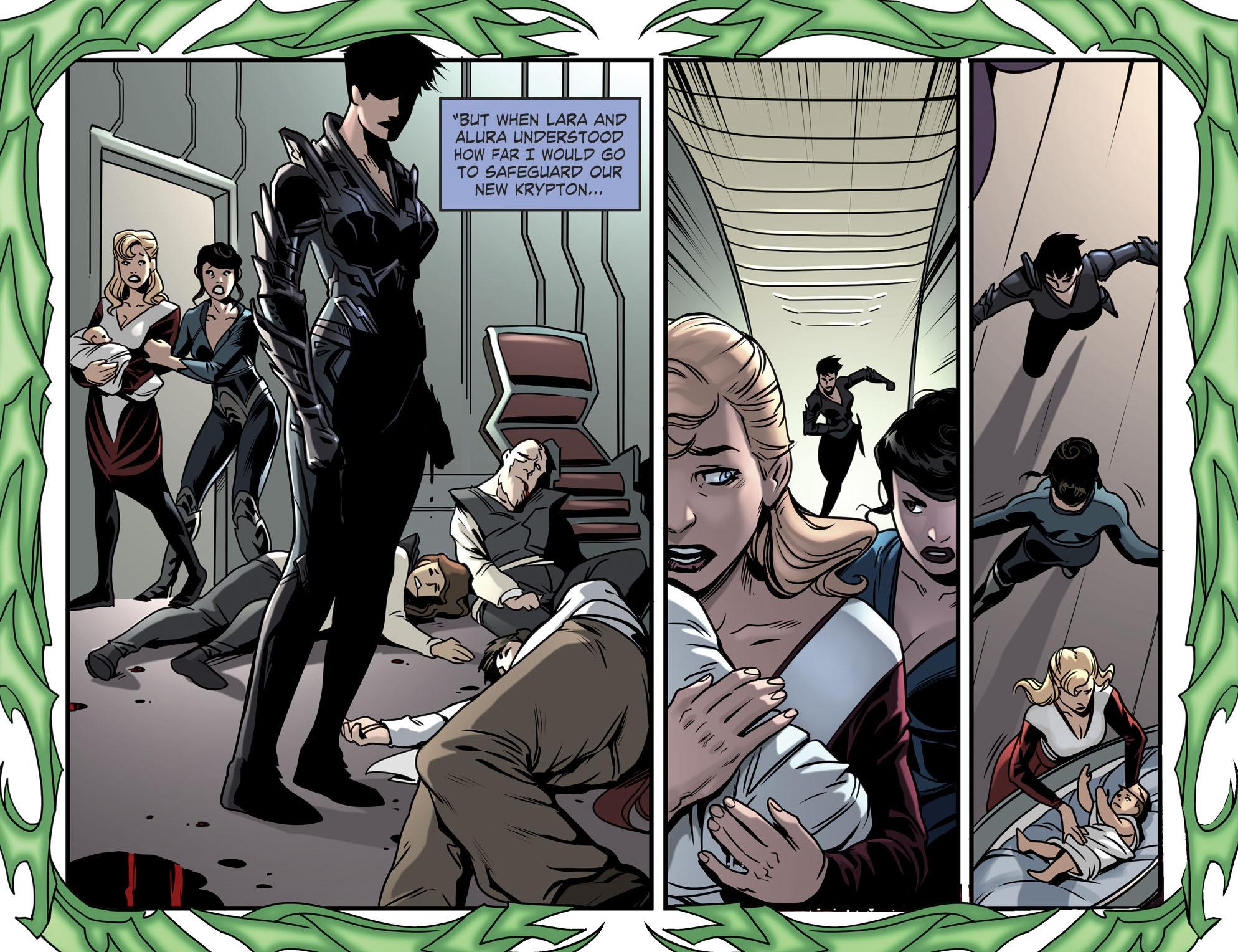 Read online DC Comics: Bombshells comic -  Issue #94 - 8