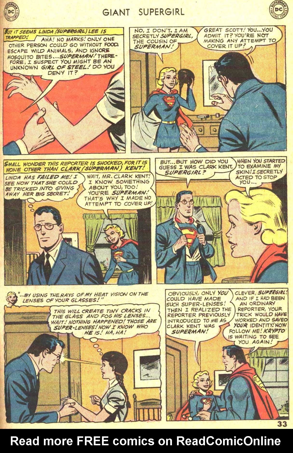 Read online Action Comics (1938) comic -  Issue #373 - 32
