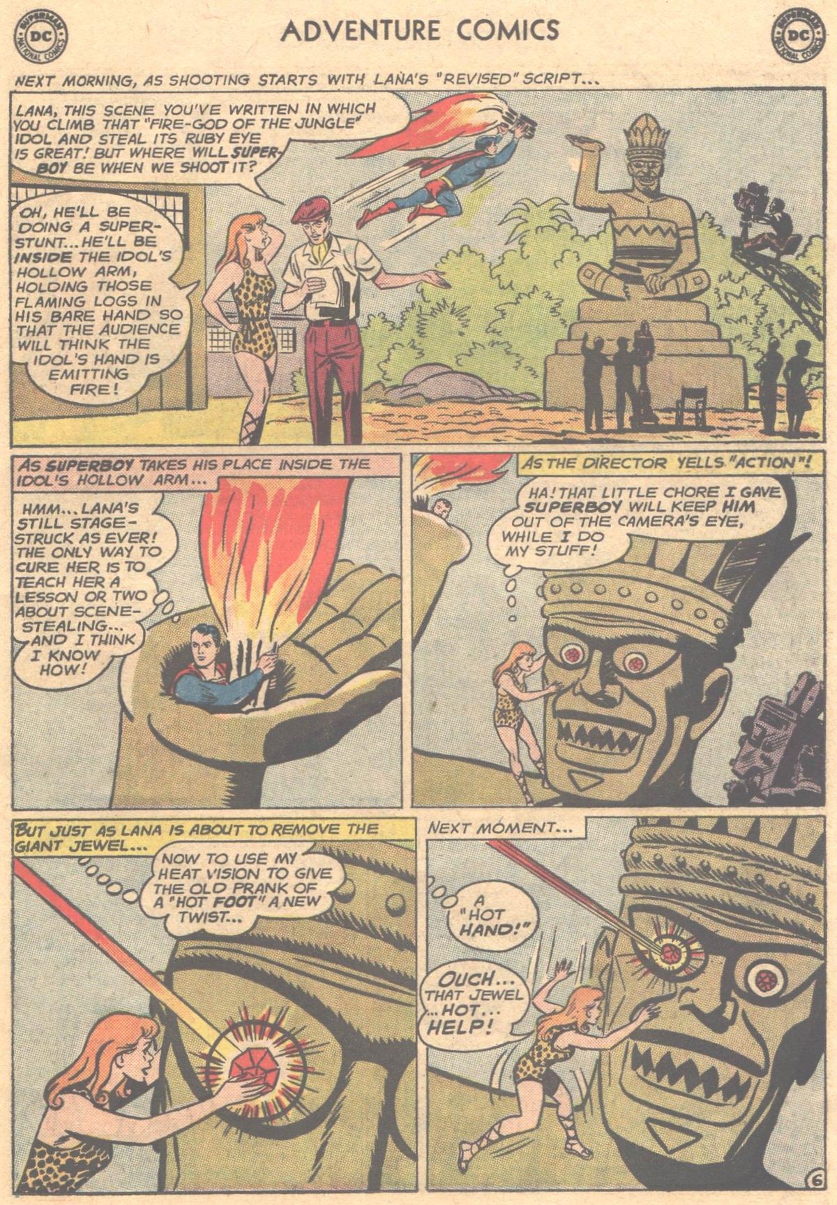Read online Adventure Comics (1938) comic -  Issue #312 - 27