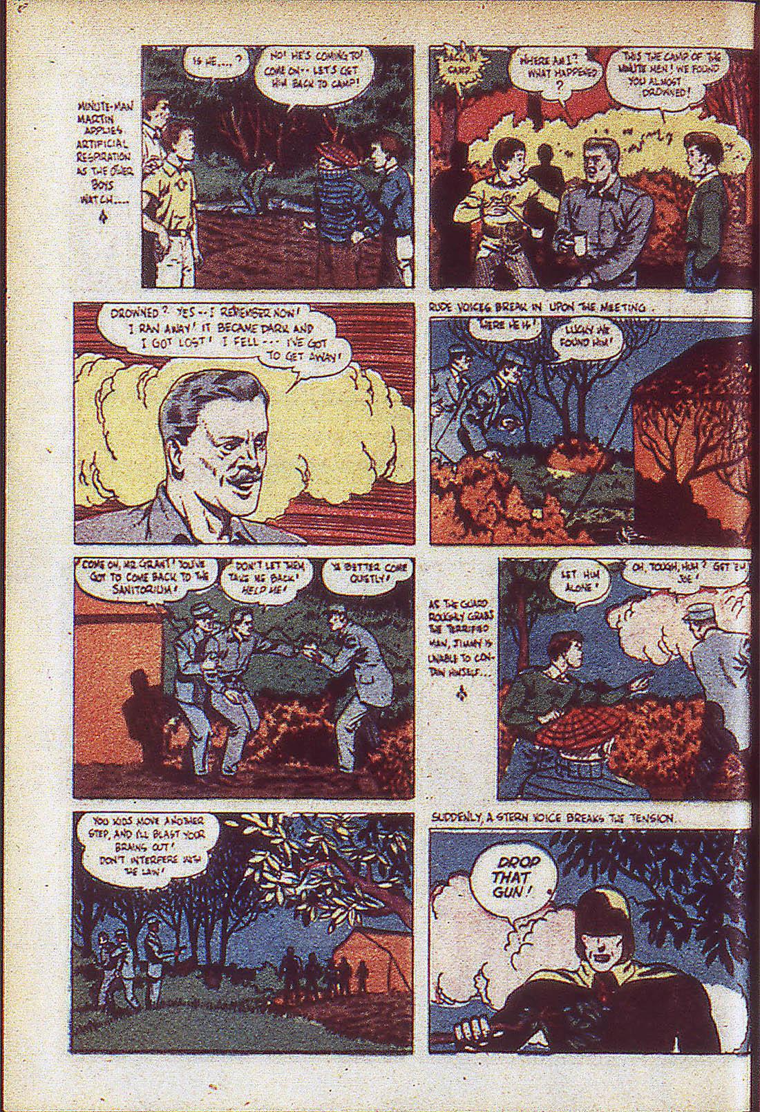 Read online Adventure Comics (1938) comic -  Issue #59 - 5