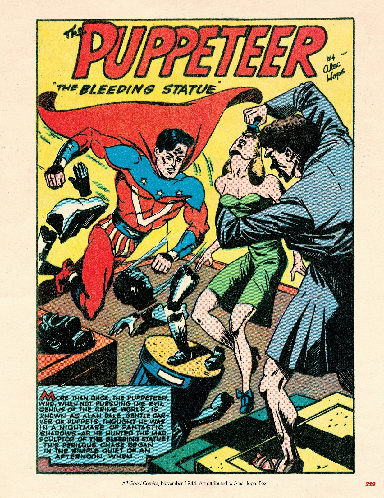 Read online Super Weird Heroes comic -  Issue # TPB 2 (Part 3) - 19
