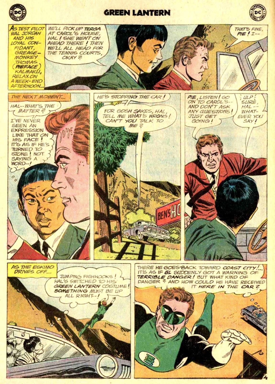 Green Lantern (1960) Issue #24 #27 - English 4