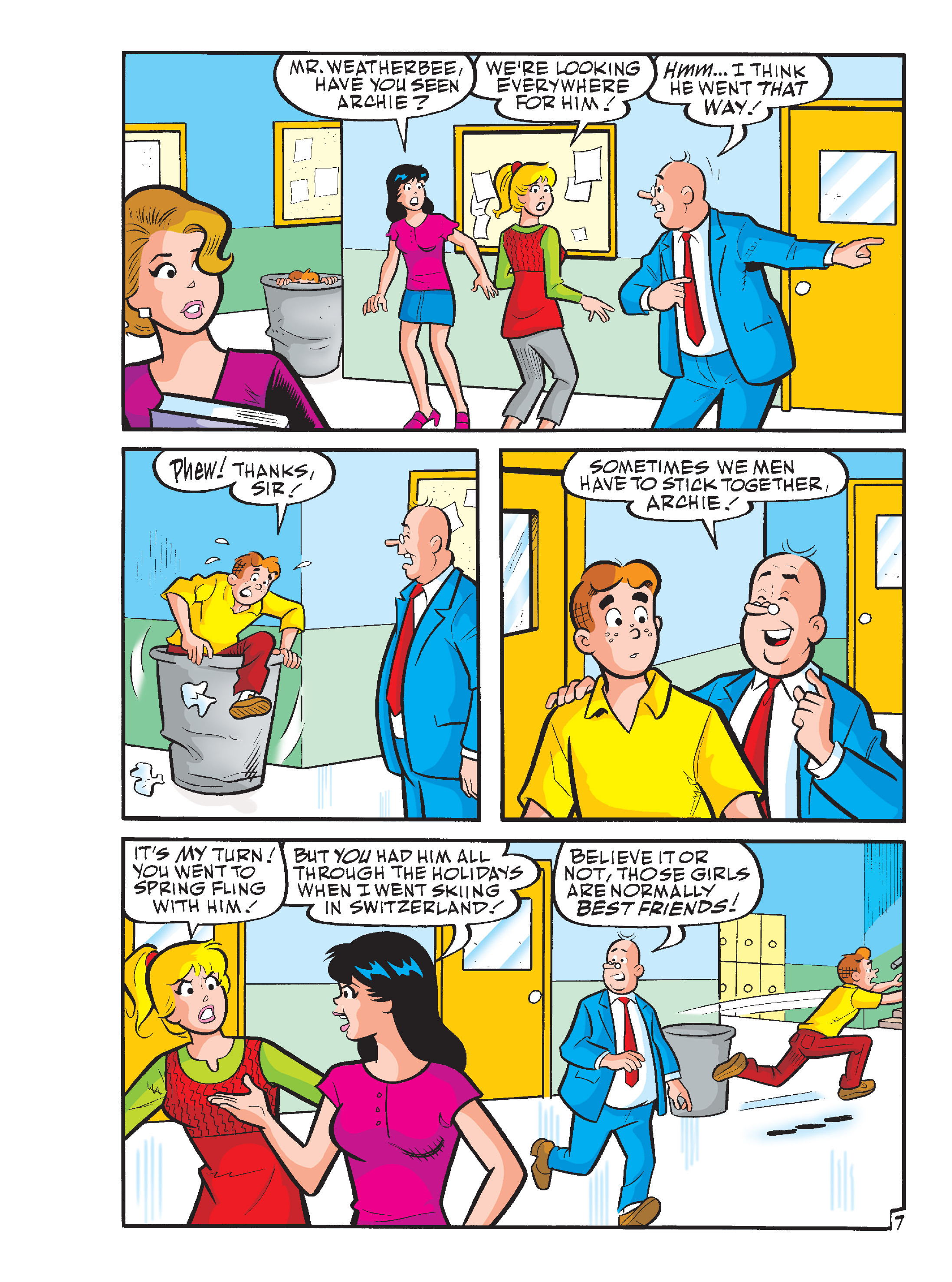 Read online Archie Giant Comics Collection comic -  Issue #Archie Giant Comics Collection TPB (Part 1) - 232