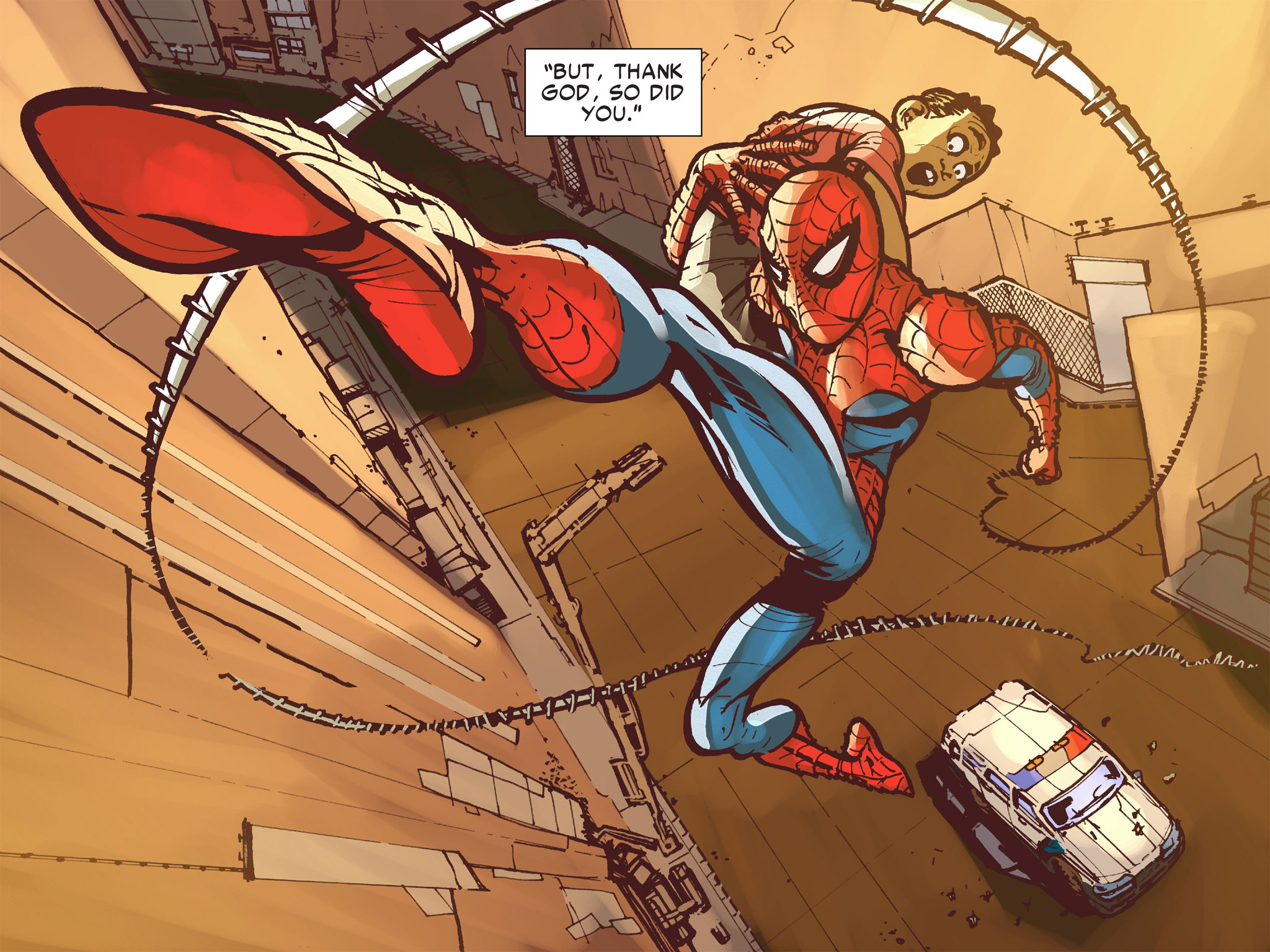 Read online Amazing Spider-Man: Who Am I? comic -  Issue # Full (Part 3) - 27