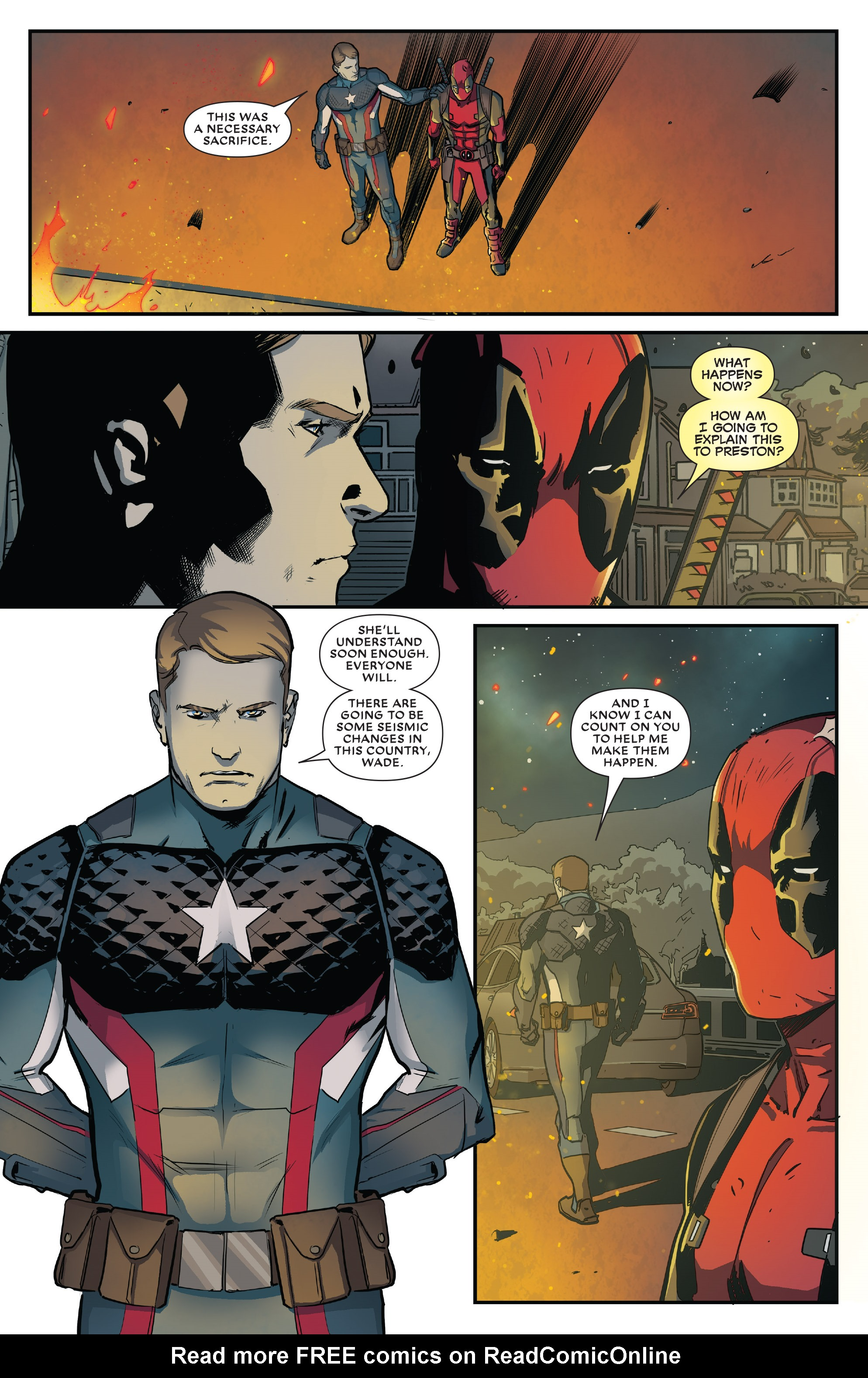 Read online Deadpool (2016) comic -  Issue #31 - 21