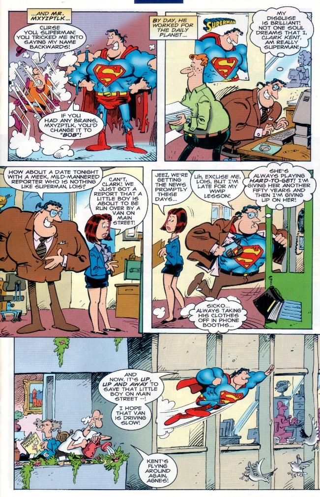 Read online Sergio Aragones Destroys DC comic -  Issue # Full - 10