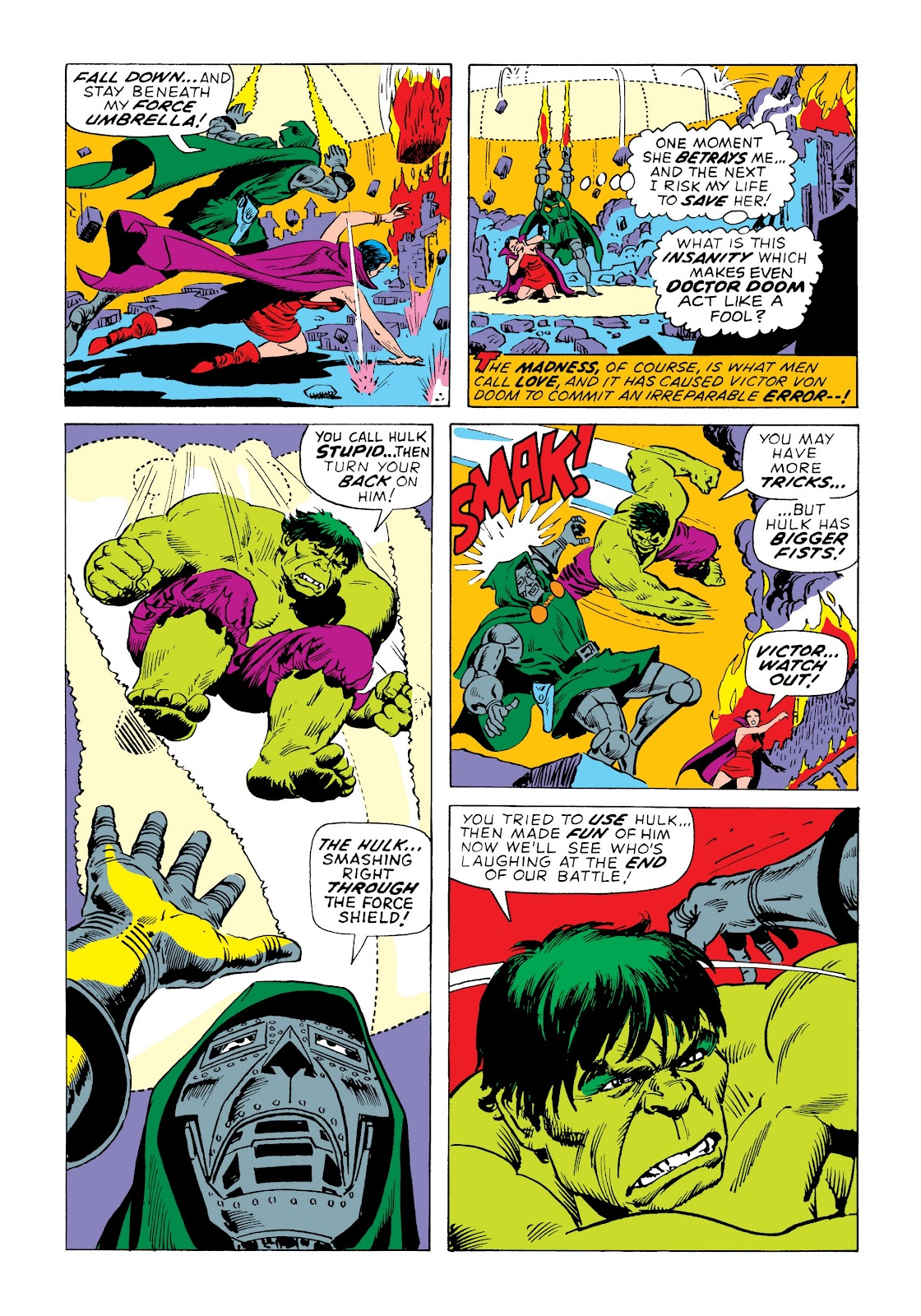 Read online Marvel Masterworks: The Incredible Hulk comic -  Issue # TPB 7 (Part 3) - 24