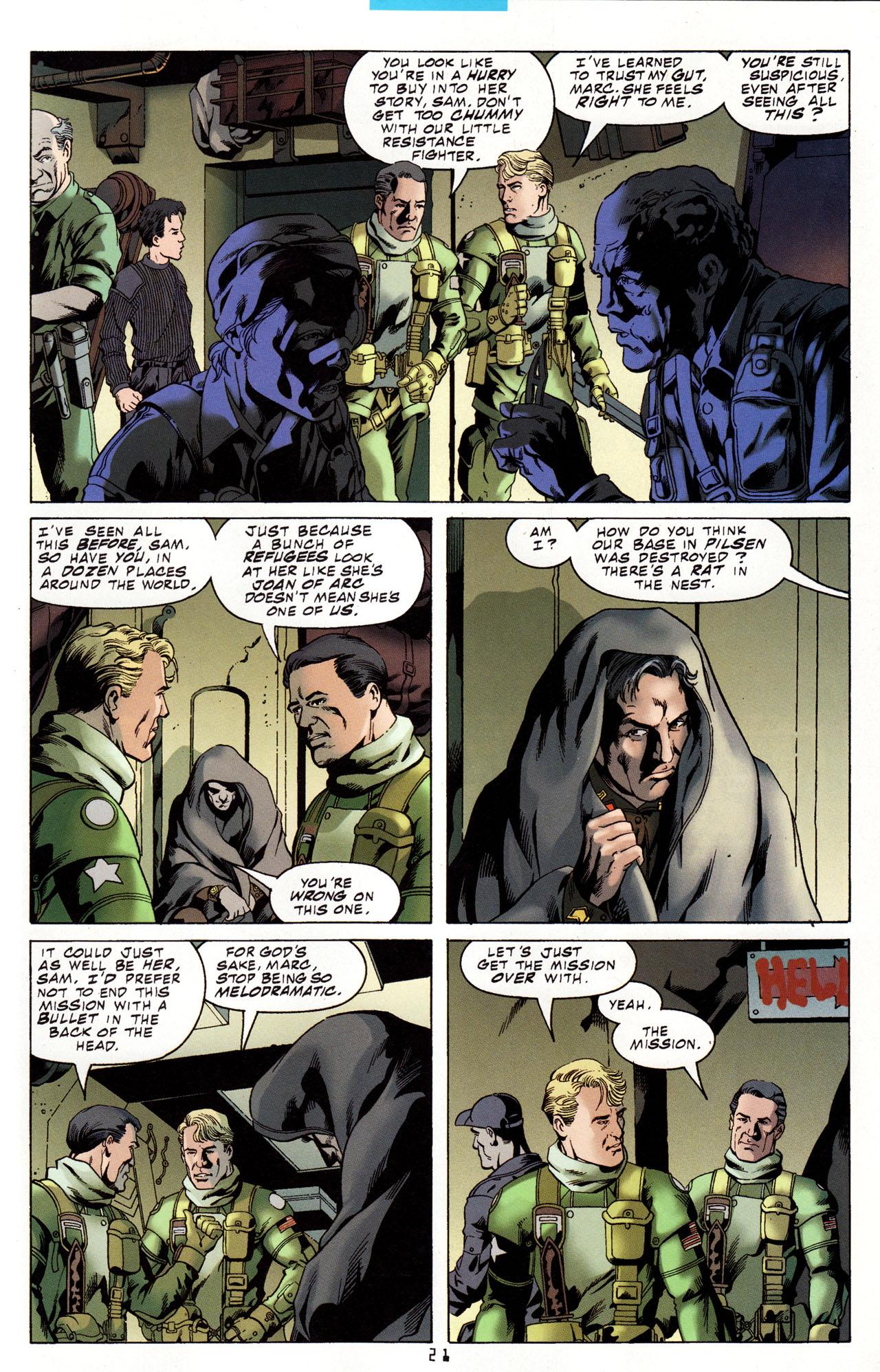 Read online Tangent Comics/ Metal Men comic -  Issue # Full - 20