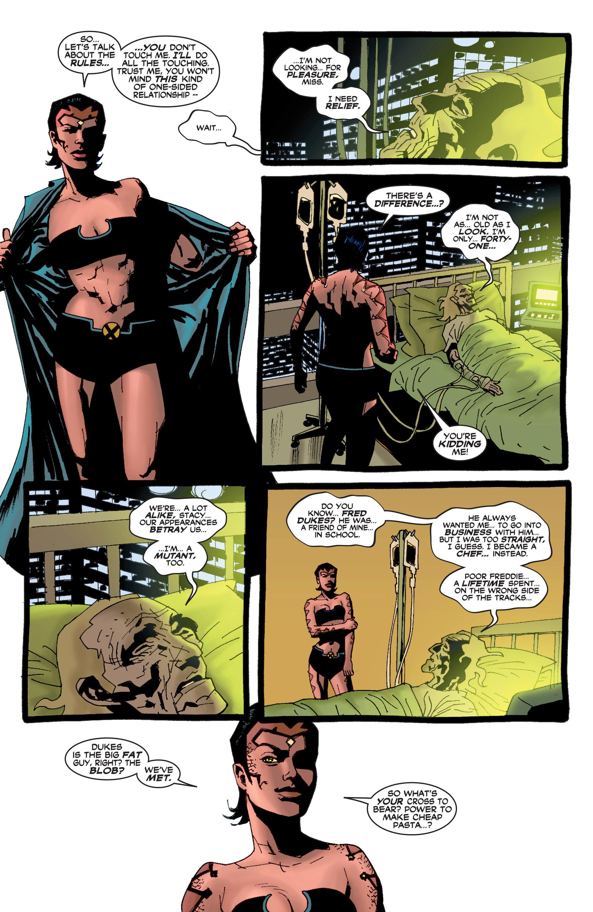 Read online Uncanny X-Men (1963) comic -  Issue #408 - 15