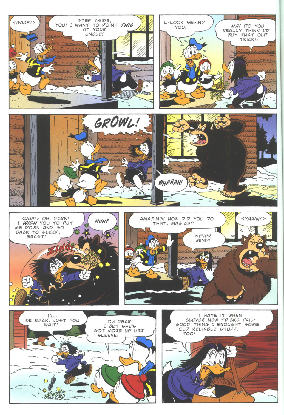 Read online Uncle Scrooge (1953) comic -  Issue #336 - 62