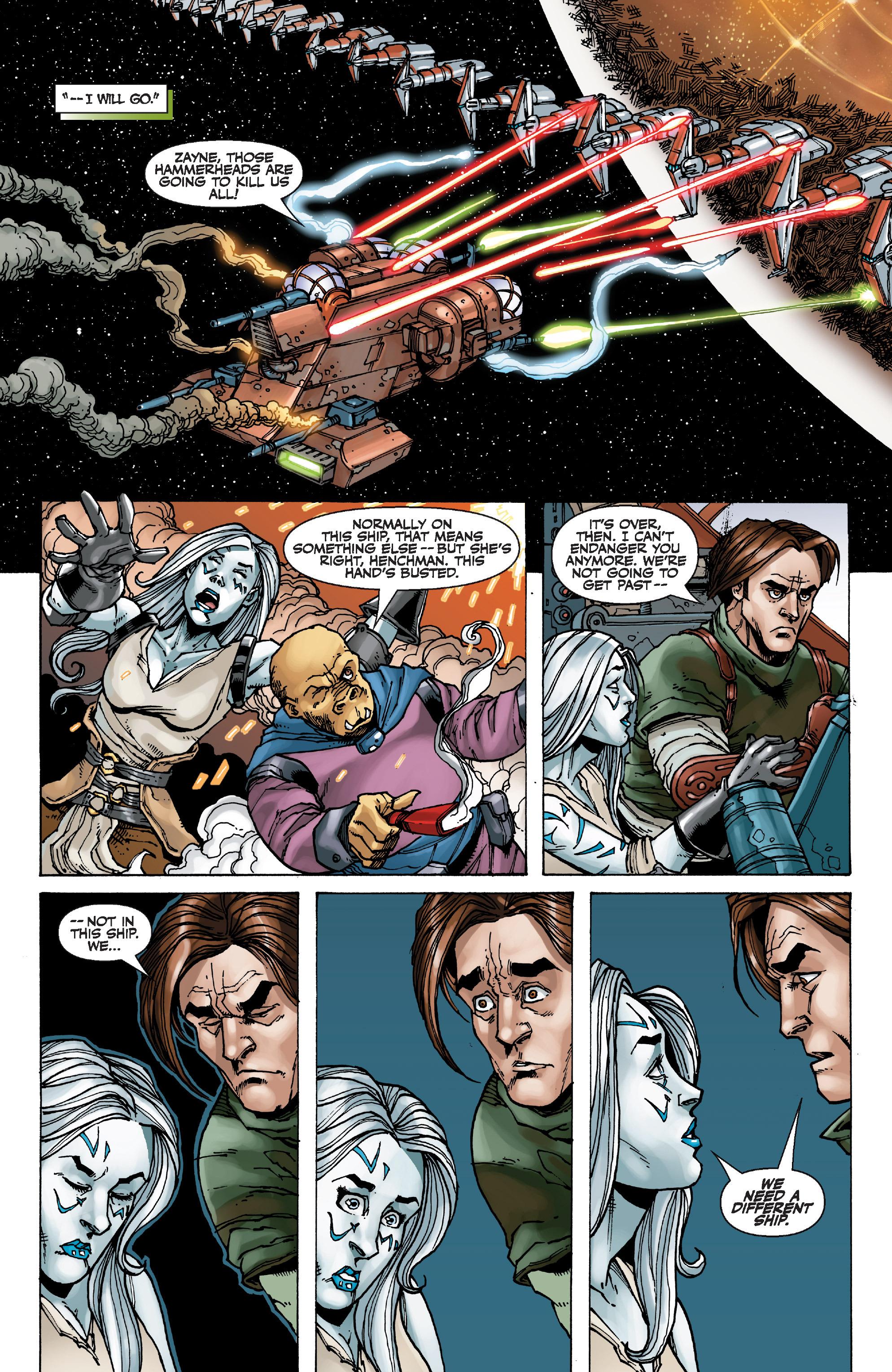 Read online Star Wars Omnibus comic -  Issue # Vol. 32 - 293
