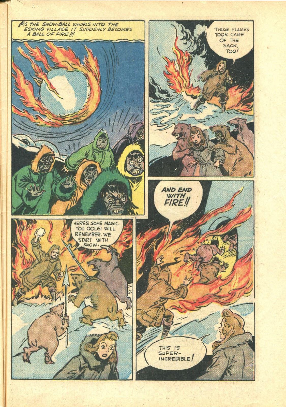 Read online Super-Magician Comics comic -  Issue #21 - 57