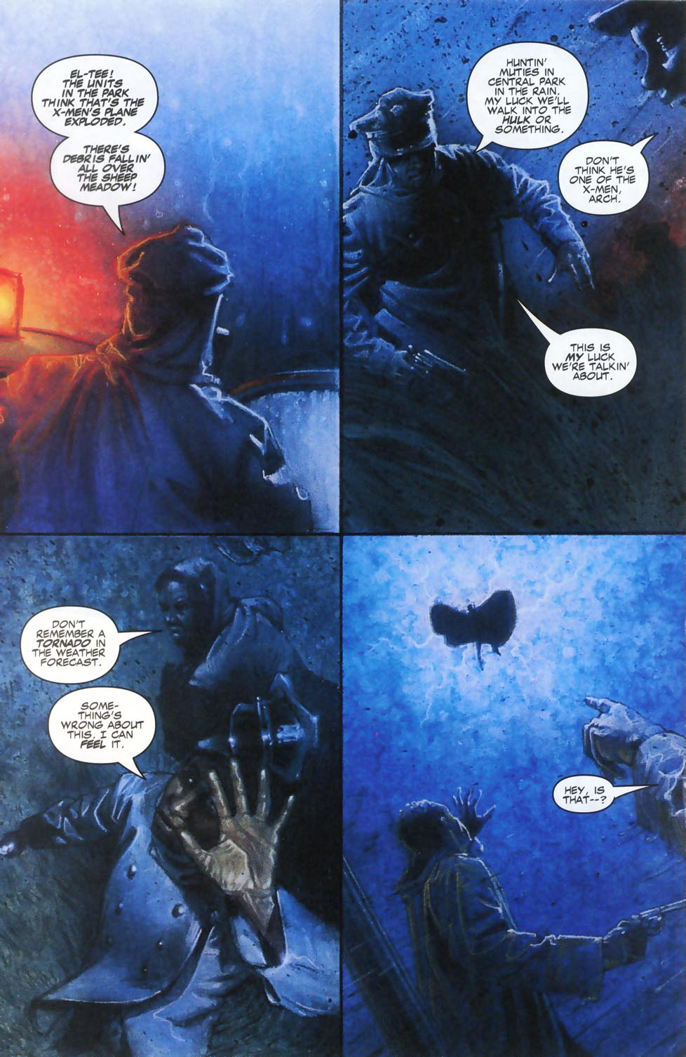 Read online Code of Honor comic -  Issue #2 - 32