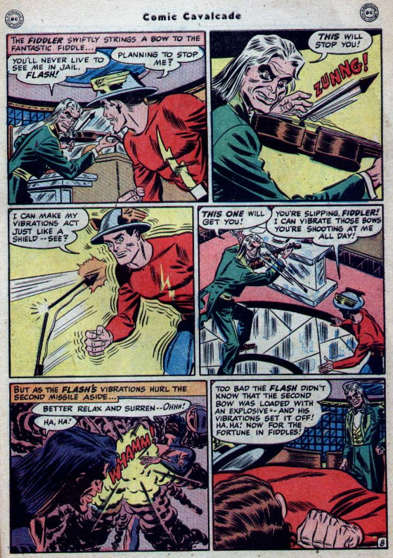 Comic Cavalcade issue 28 - Page 69
