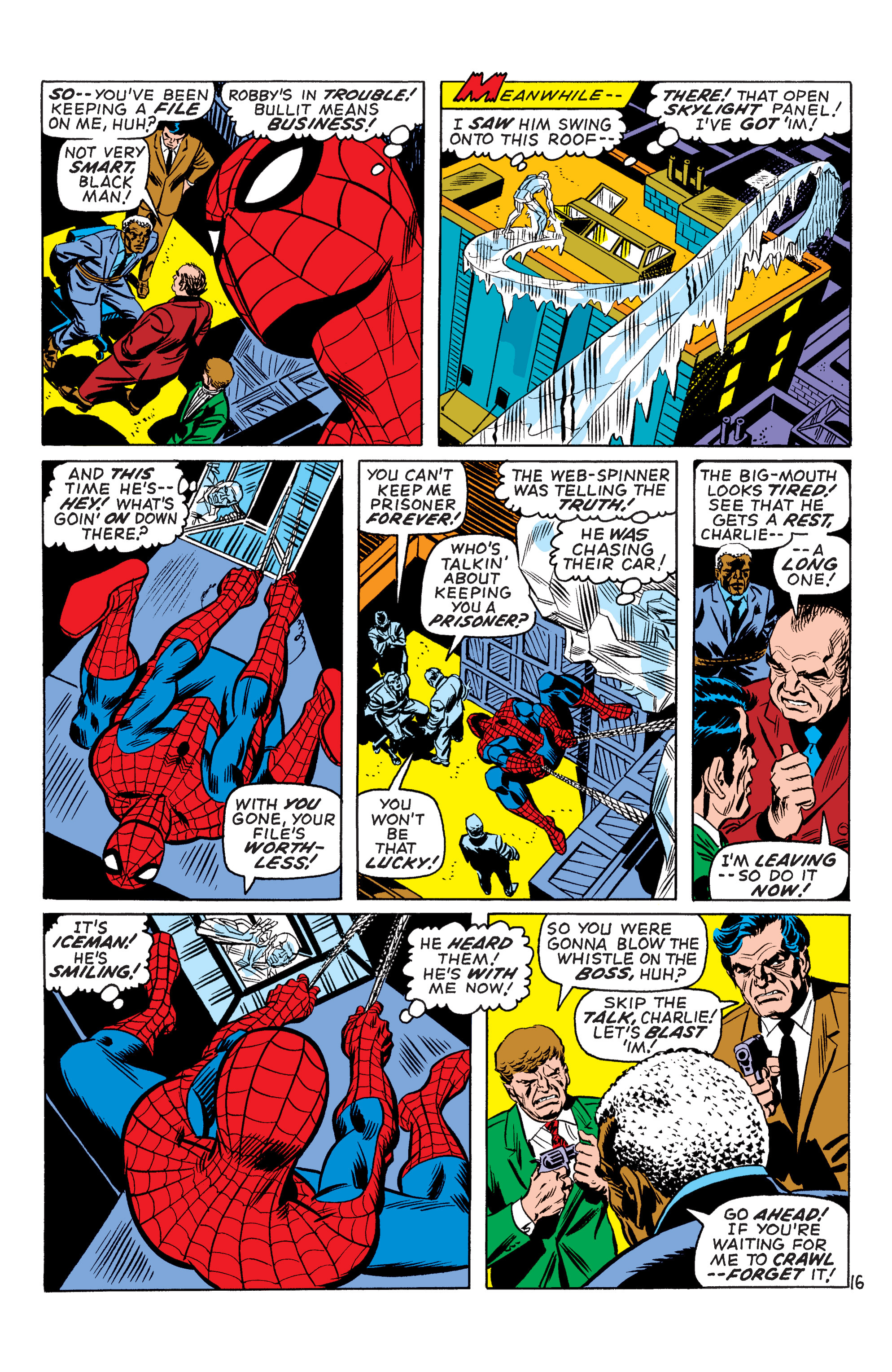 The Amazing Spider-Man (1963) 92 Page 15