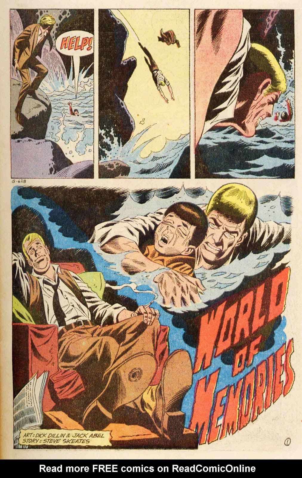 The Witching Hour (1969) issue 26 - Page 12