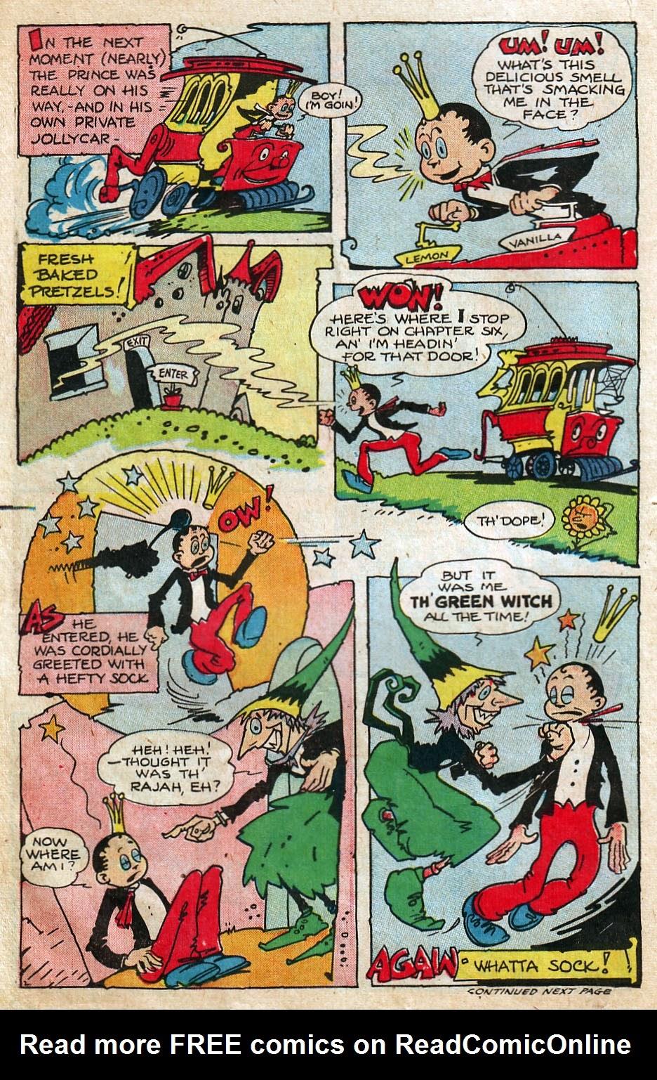 Jingle Jangle Comics issue 11 - Page 36