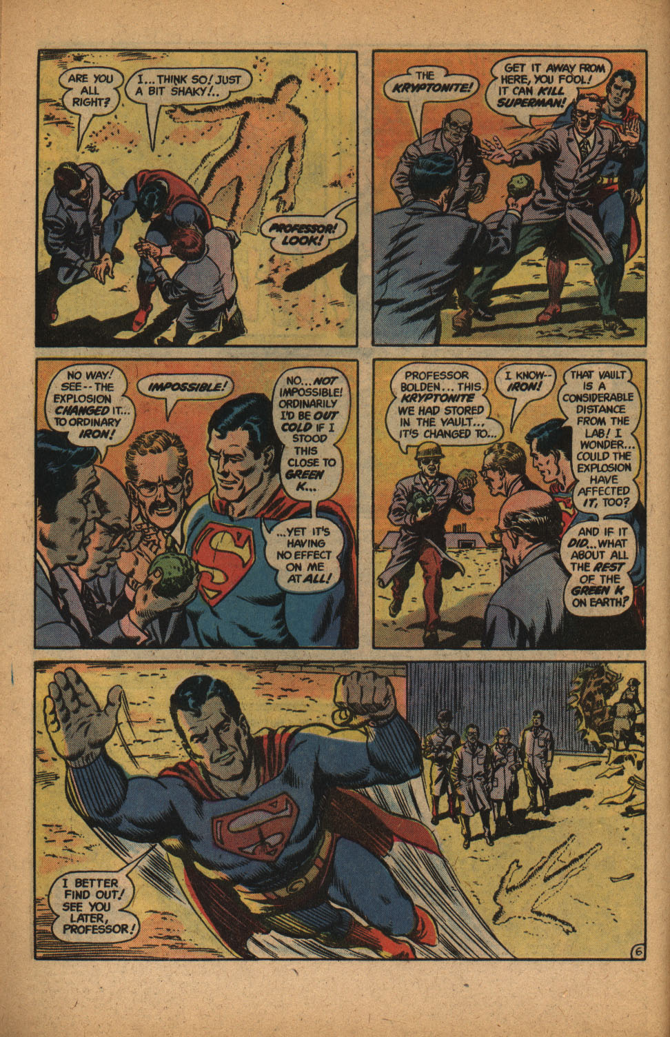 Read online Action Comics (1938) comic -  Issue #485 - 10