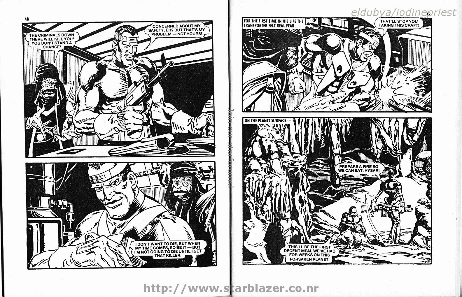 Starblazer issue 215 - Page 26