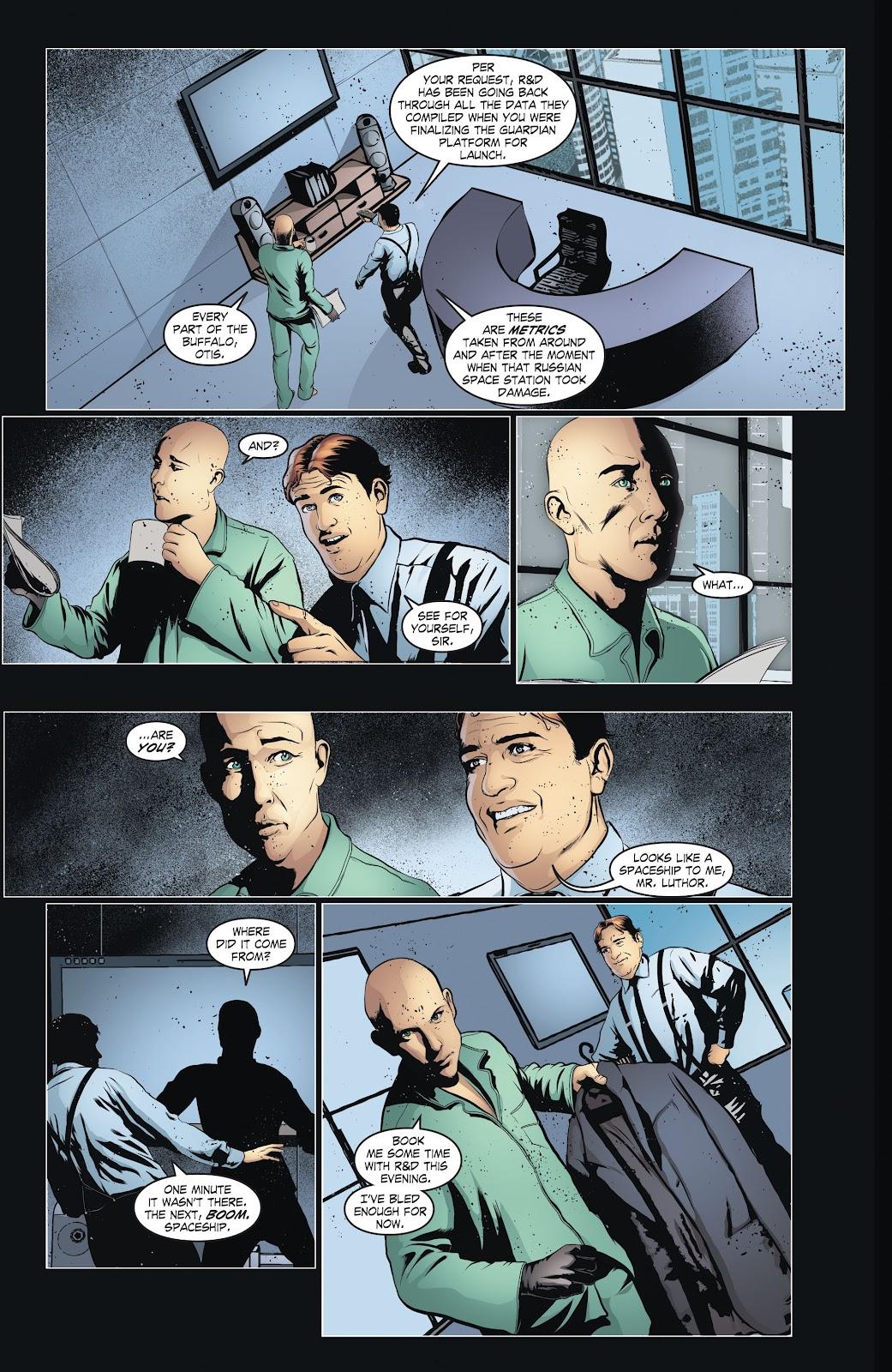 Read online Smallville Season 11 [II] comic -  Issue # TPB 6 - 13