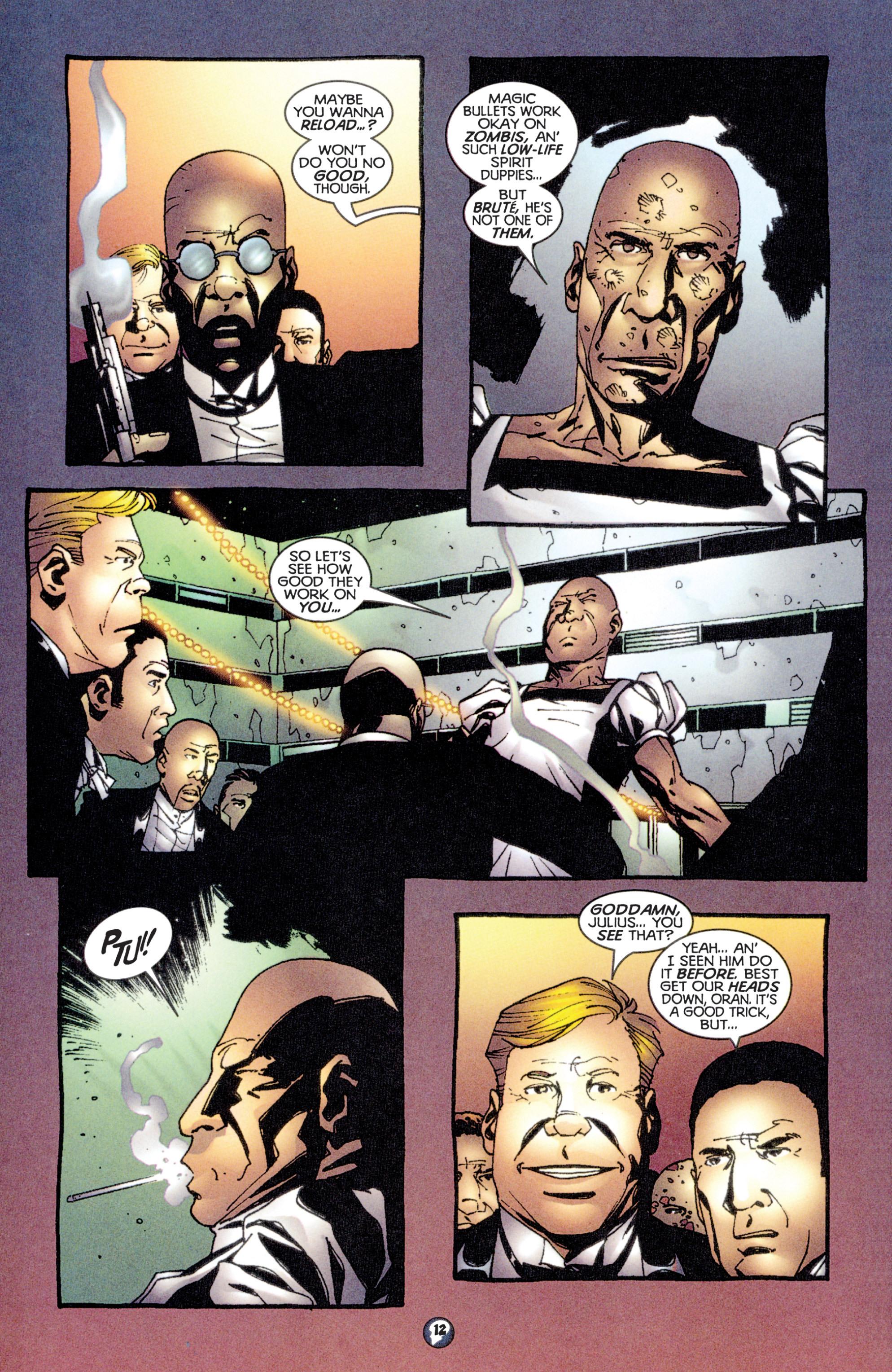 Read online Shadowman (1997) comic -  Issue #14 - 10