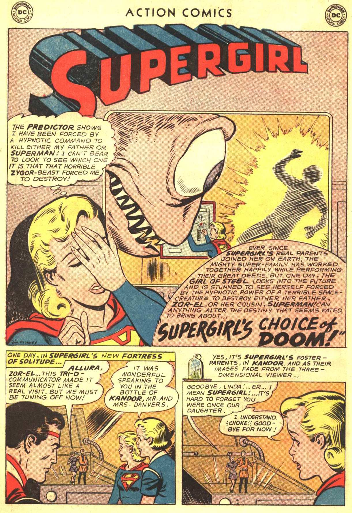 Read online Action Comics (1938) comic -  Issue #316 - 18