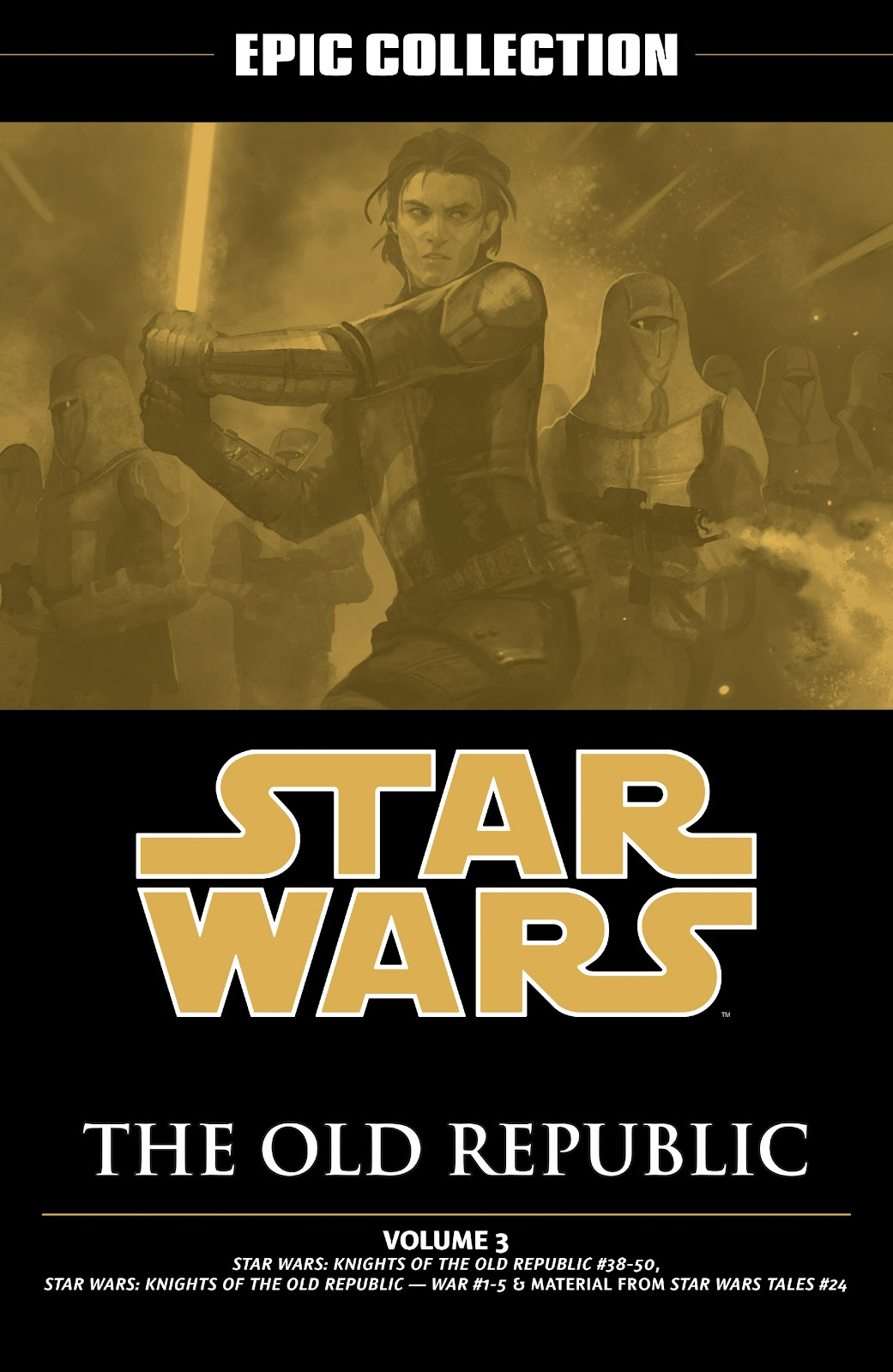 Read online Star Wars Legends: The Old Republic - Epic Collection comic -  Issue # TPB 3 (Part 1) - 2