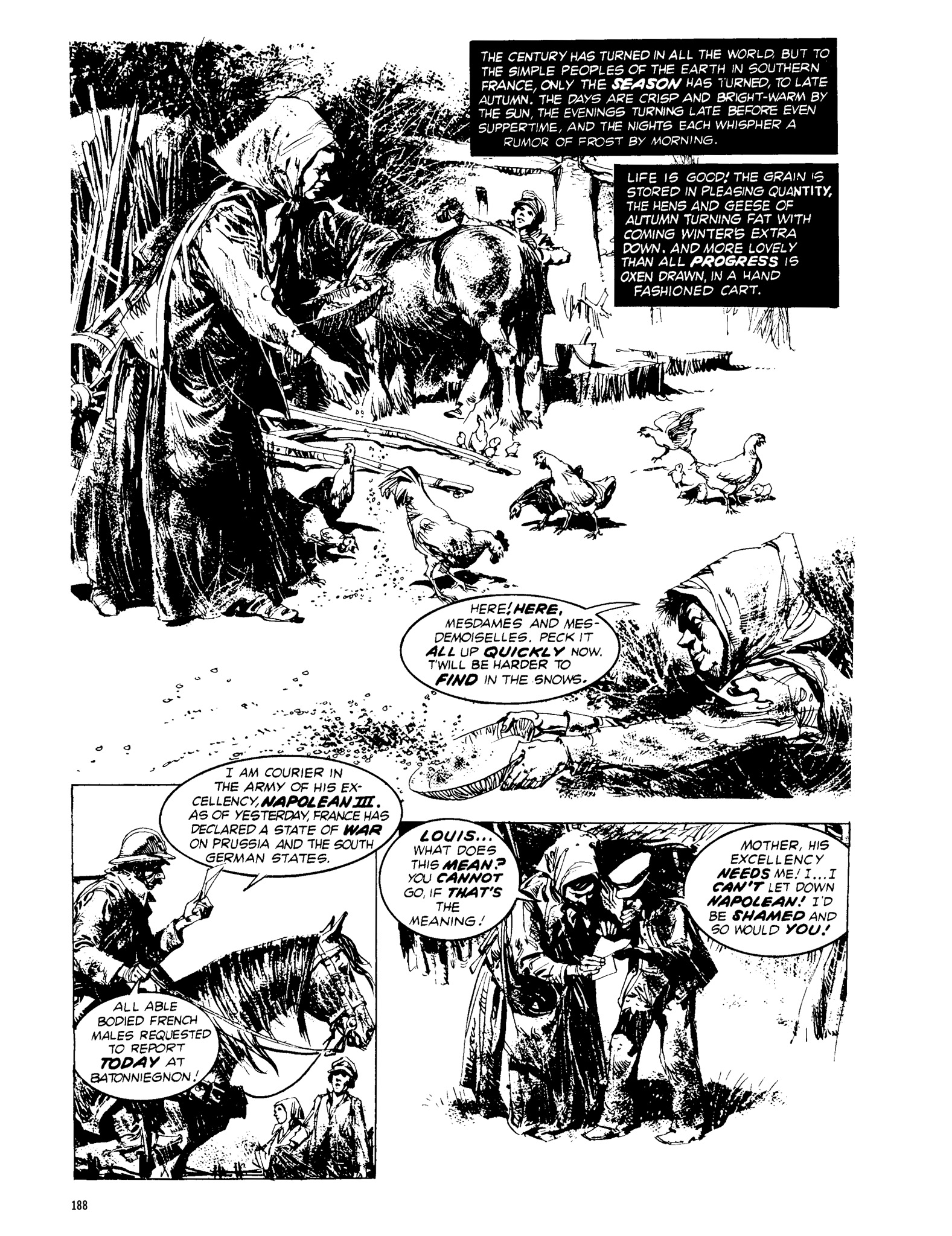 Read online Eerie Archives comic -  Issue # TPB 13 - 189