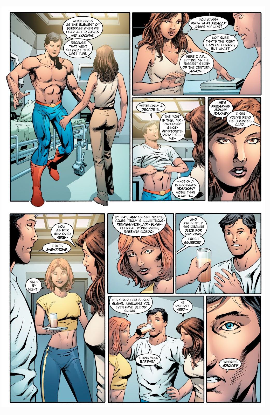 Read online Smallville Season 11 [II] comic -  Issue # TPB 2 - 106
