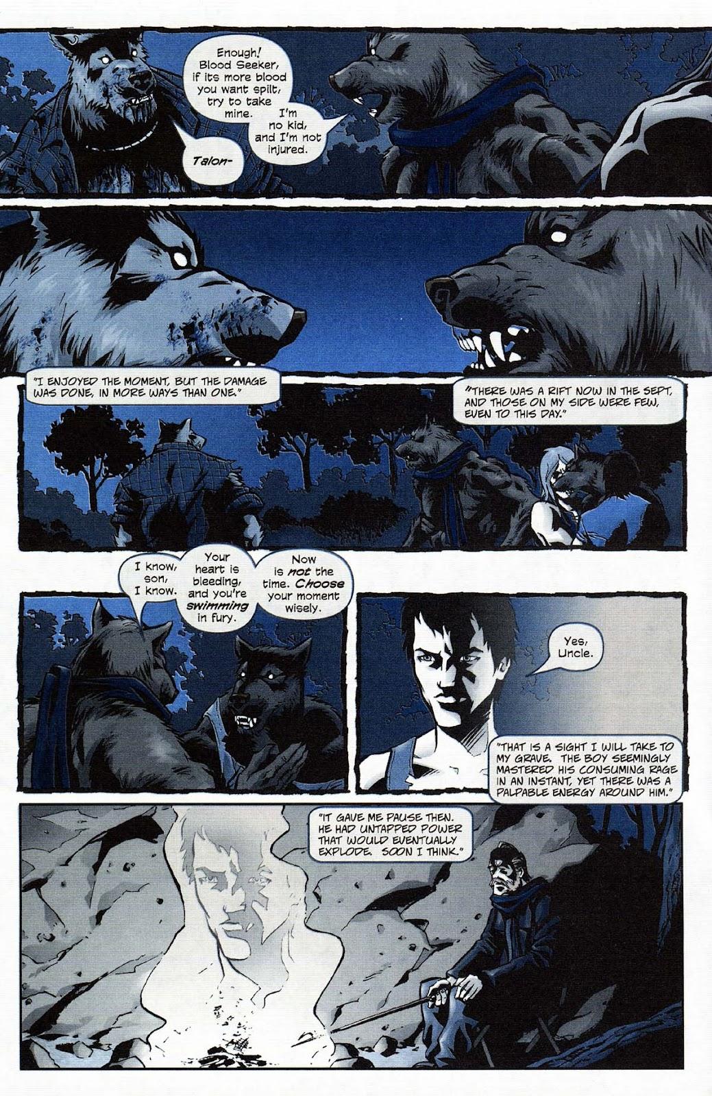 Read online Werewolf the Apocalypse comic -  Issue # Get of Fenris - 28