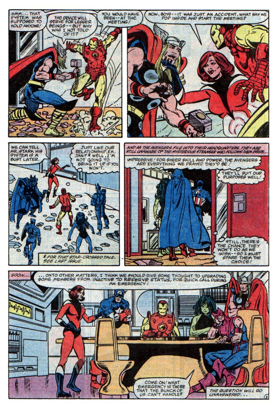 The Avengers (1963) 225 Page 3