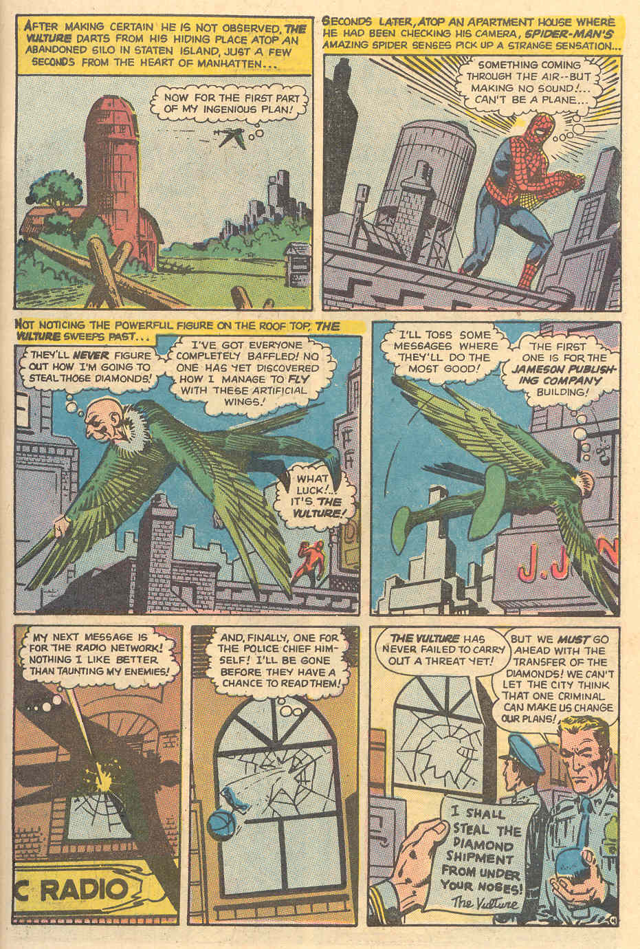 The Amazing Spider-Man (1963) _Annual_7 Page 15