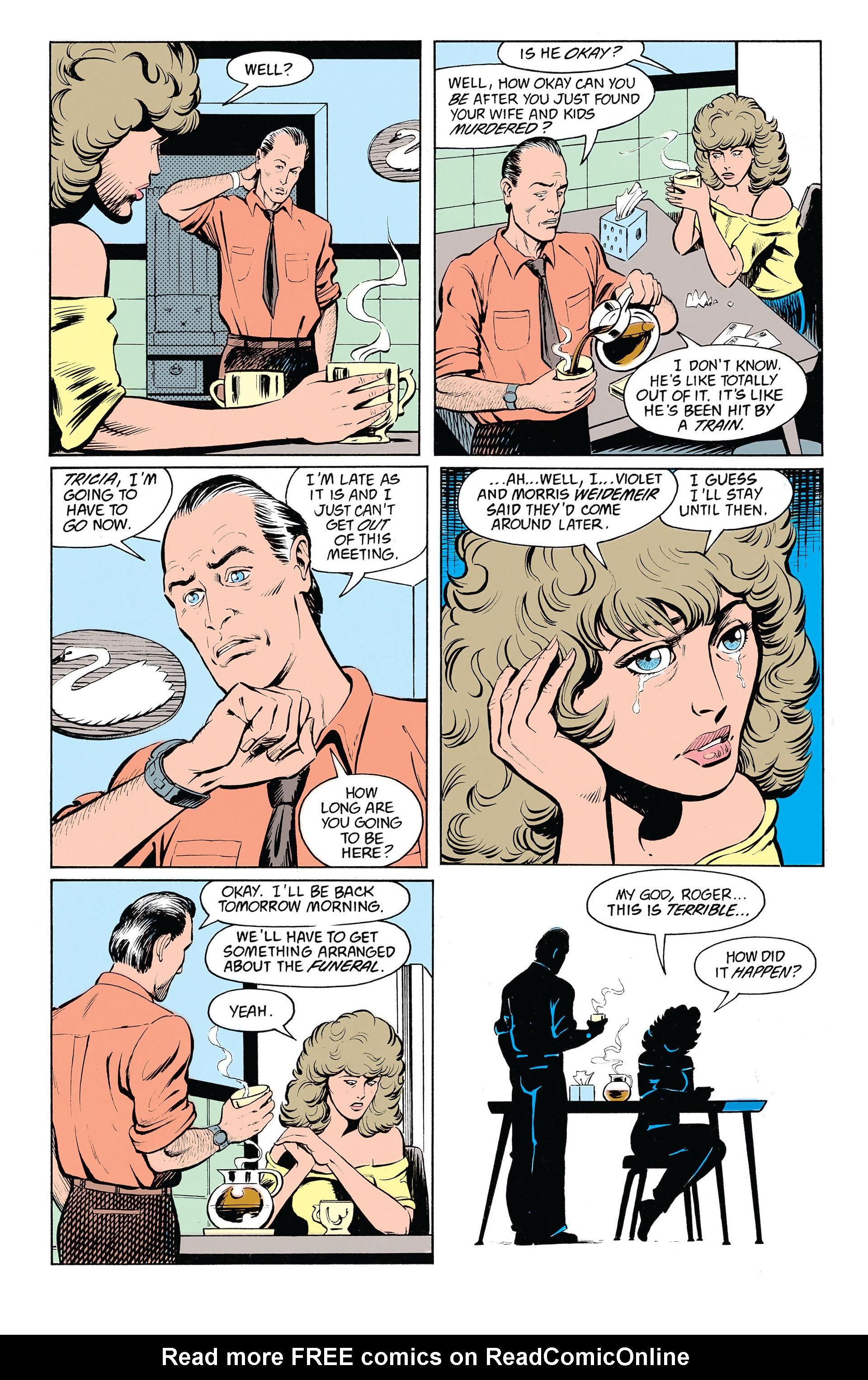 Read online Animal Man (1988) comic -  Issue #20 - 6