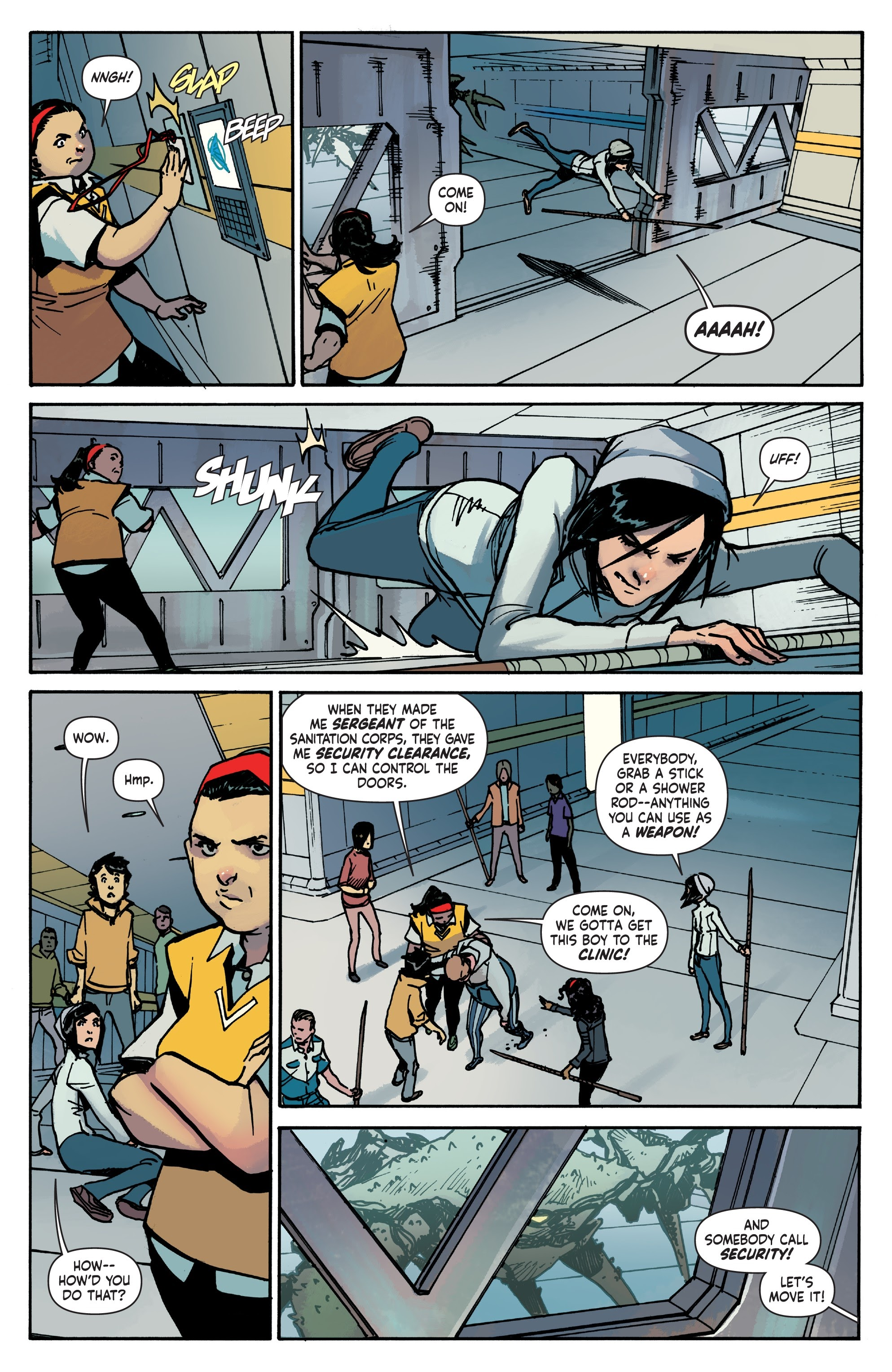 Mech Cadet Yu #_TPB_2 #15 - English 37