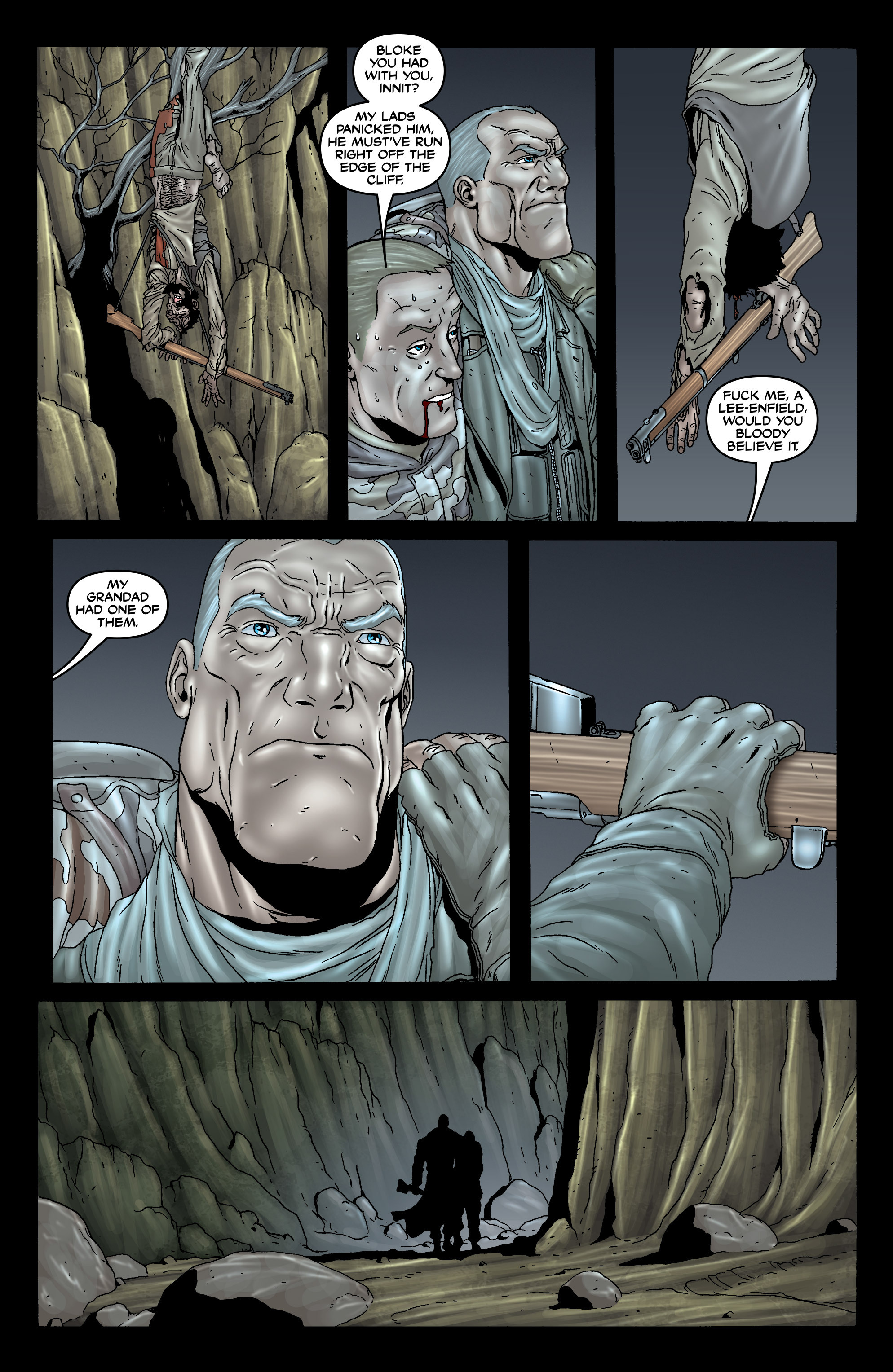 Read online 303 comic -  Issue #3 - 10