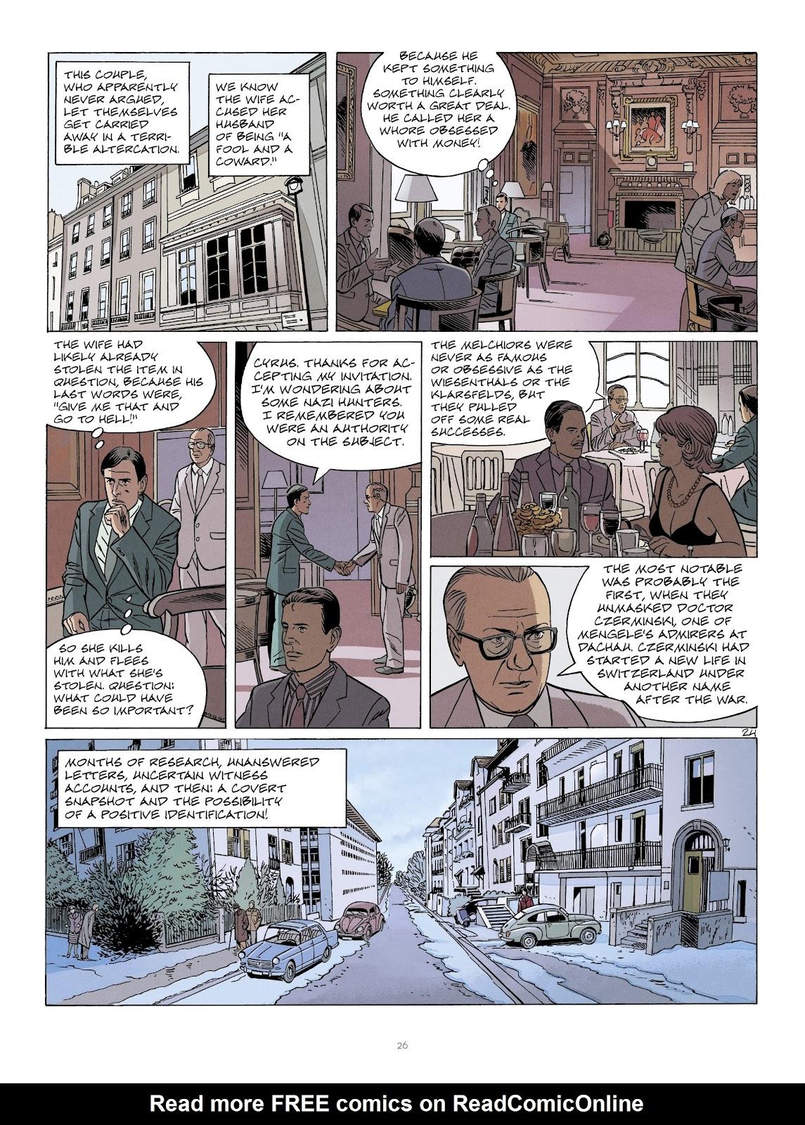 Read online Sherman comic -  Issue #7 - 26