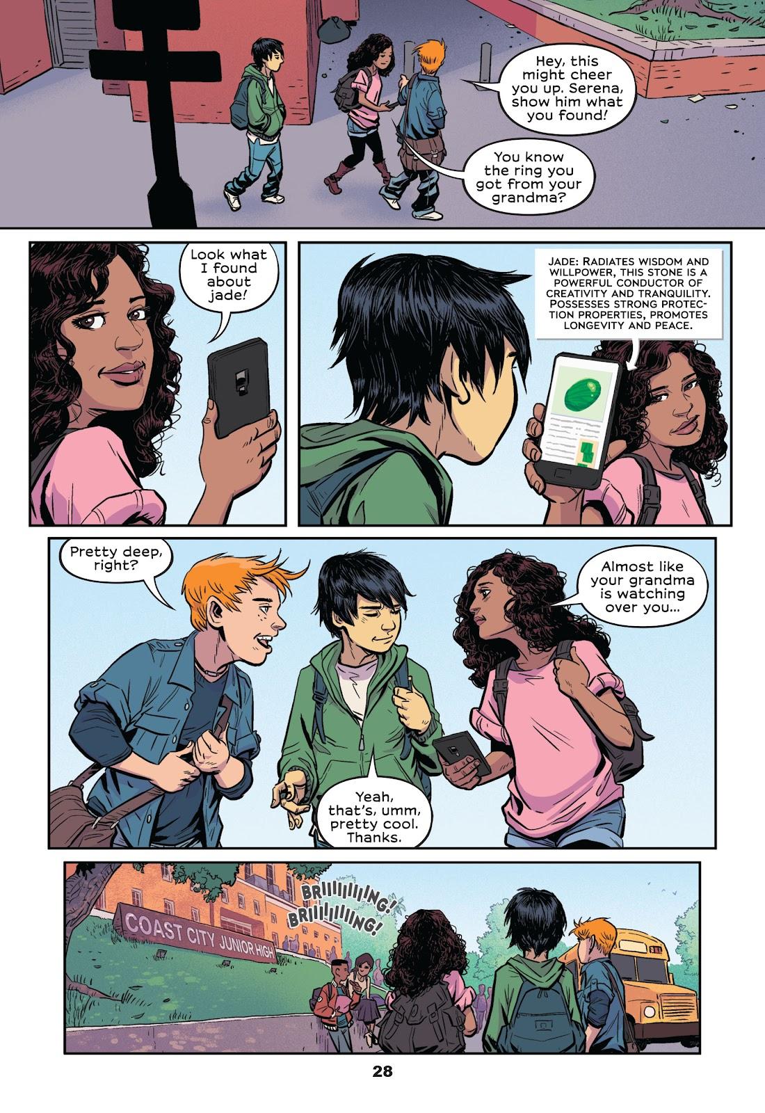 Read online Green Lantern: Legacy comic -  Issue # TPB - 27