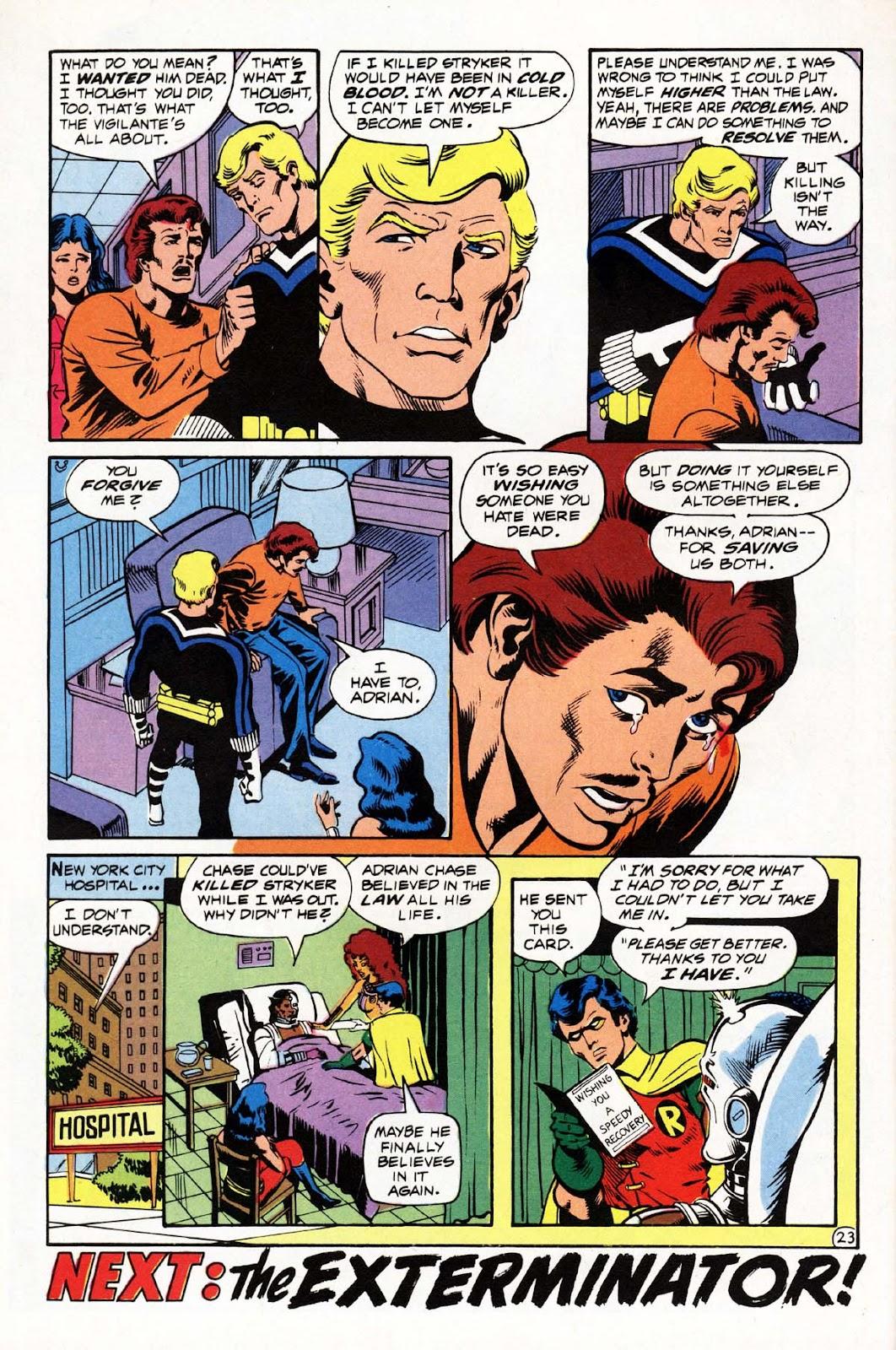 Vigilante (1983) issue 3 - Page 24