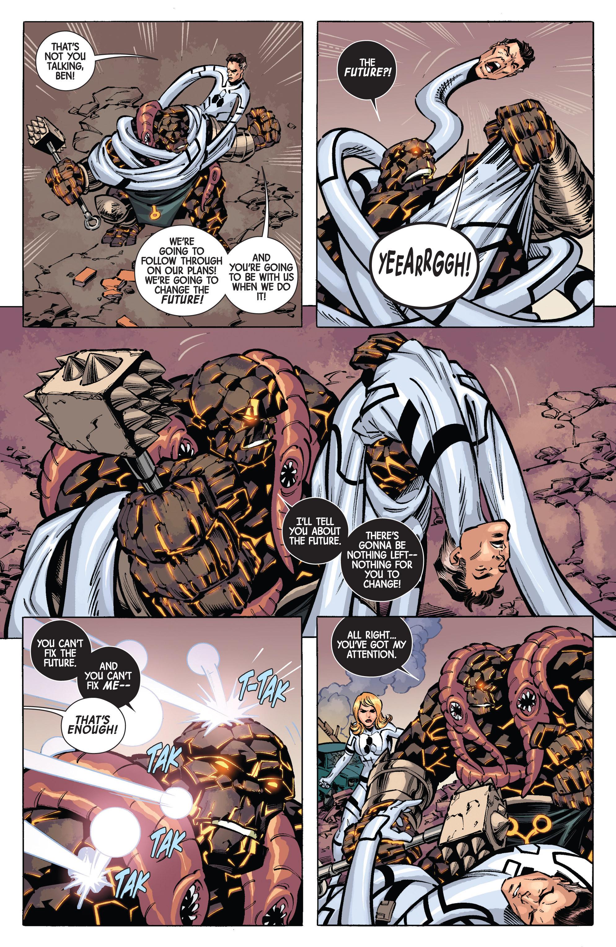 Read online Fear Itself: FF comic -  Issue # Full - 11