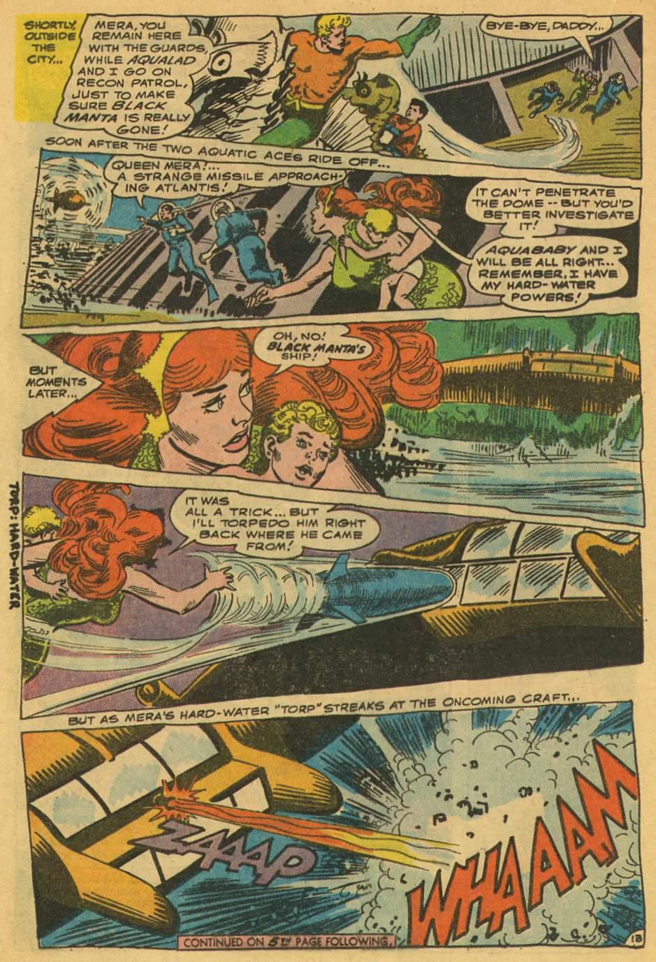 Read online Aquaman (1962) comic -  Issue #35 - 16