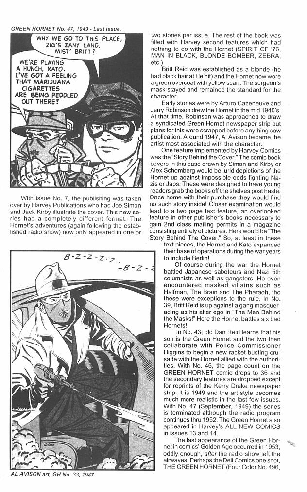 Read online Men of Mystery Comics comic -  Issue #25 - 23
