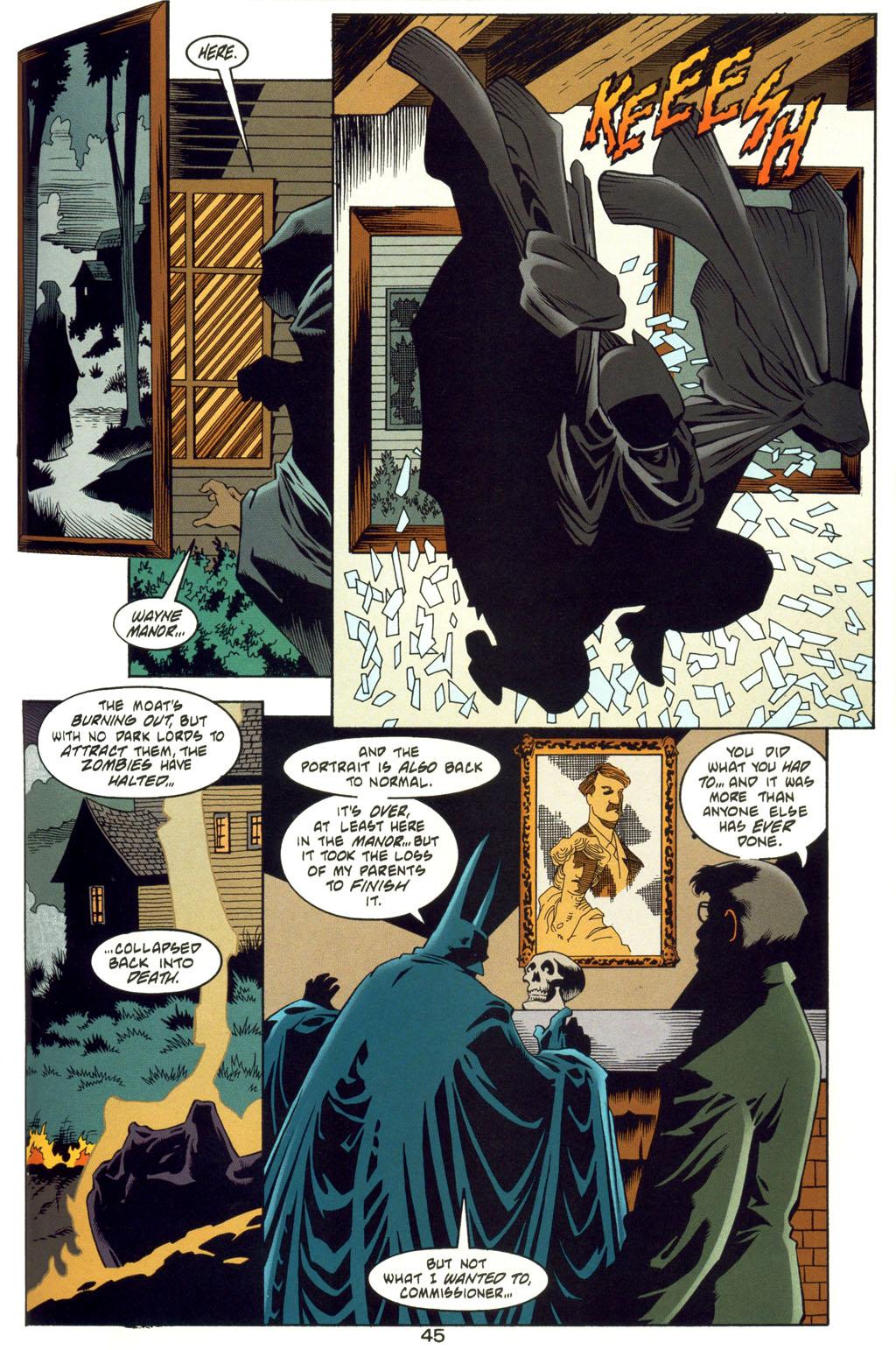 Read online Batman: Haunted Gotham comic -  Issue #4 - 45