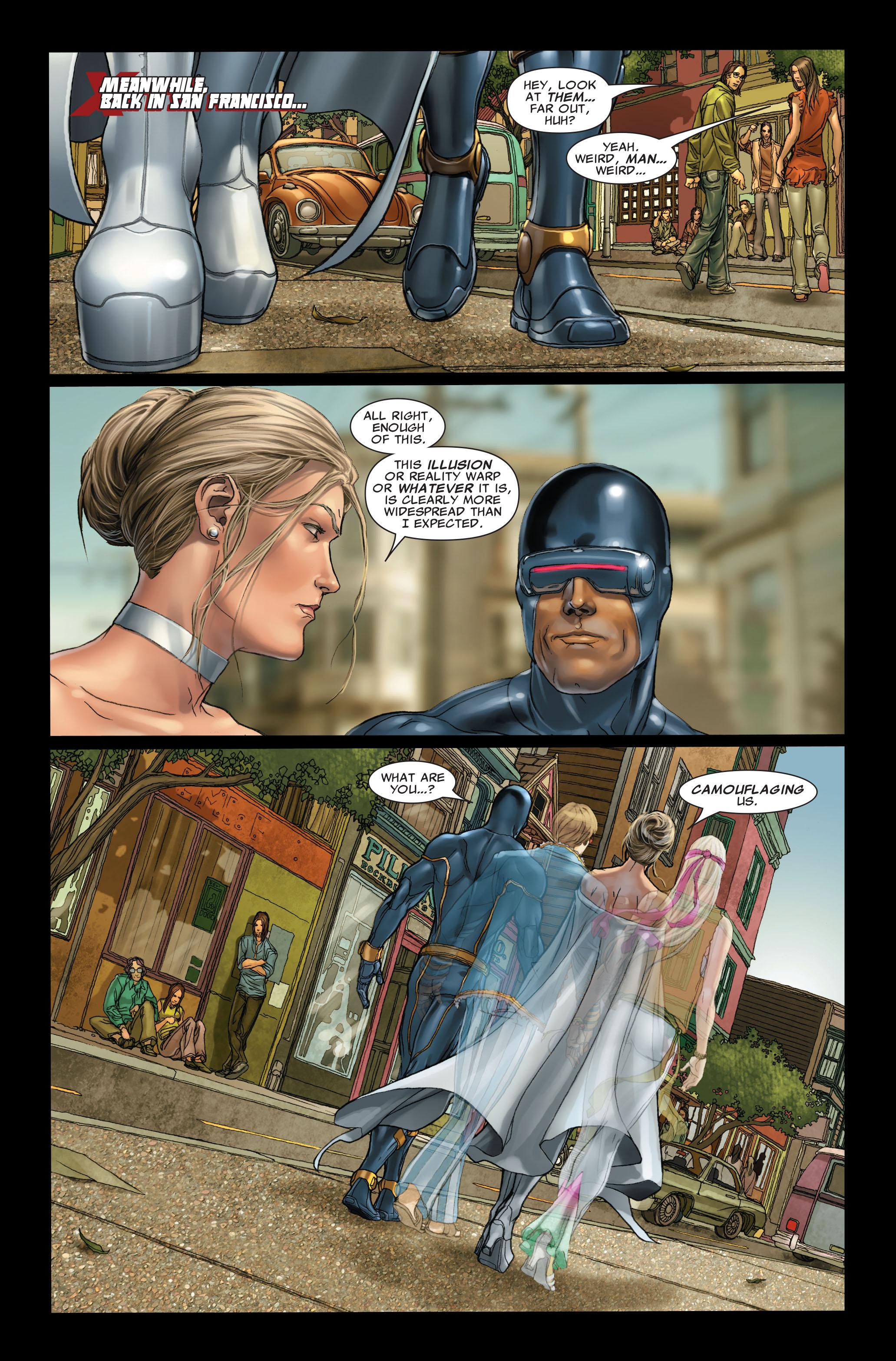 Read online Uncanny X-Men (1963) comic -  Issue #497 - 11