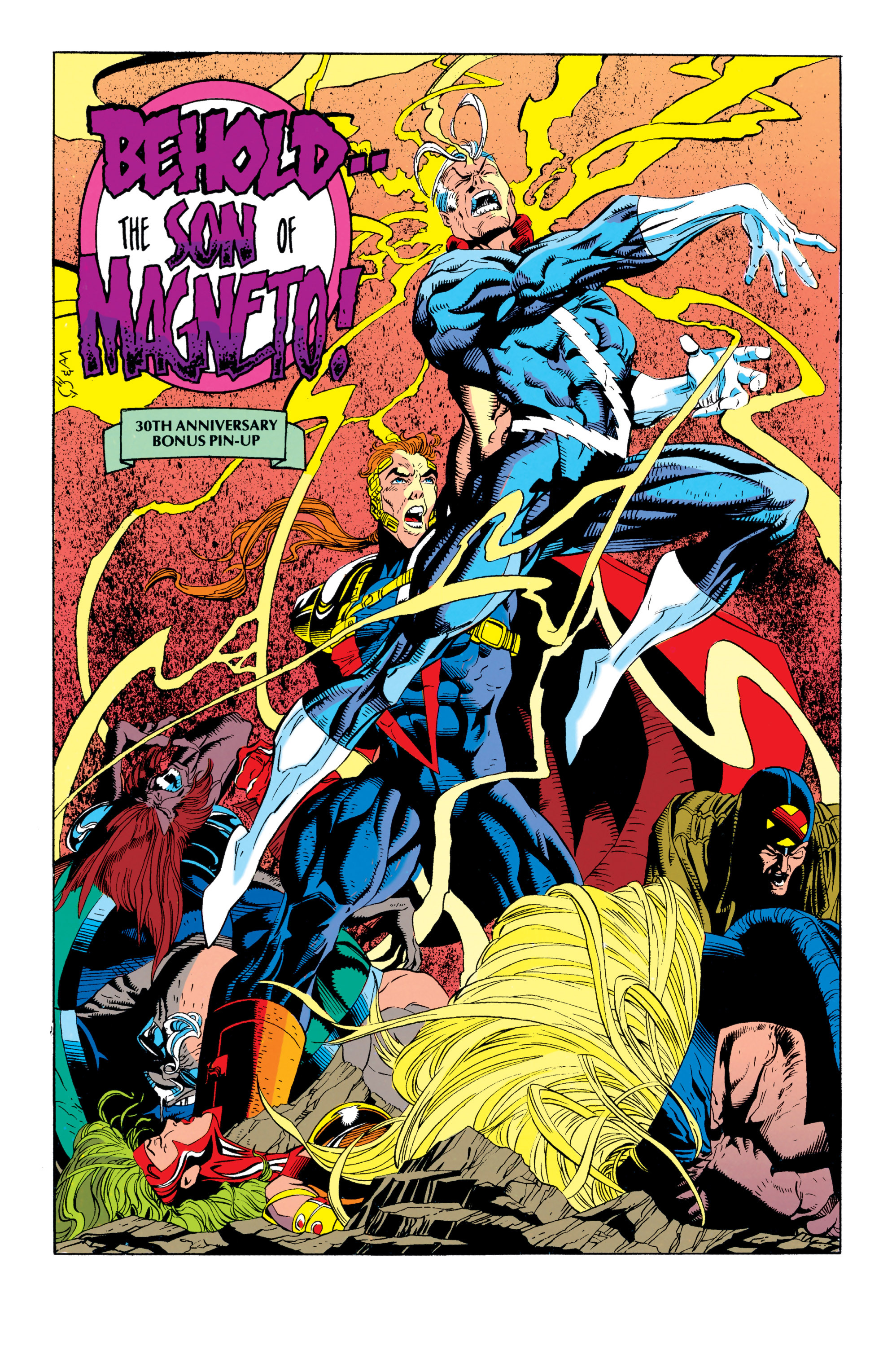 Read online X-Factor (1986) comic -  Issue #92 - 34